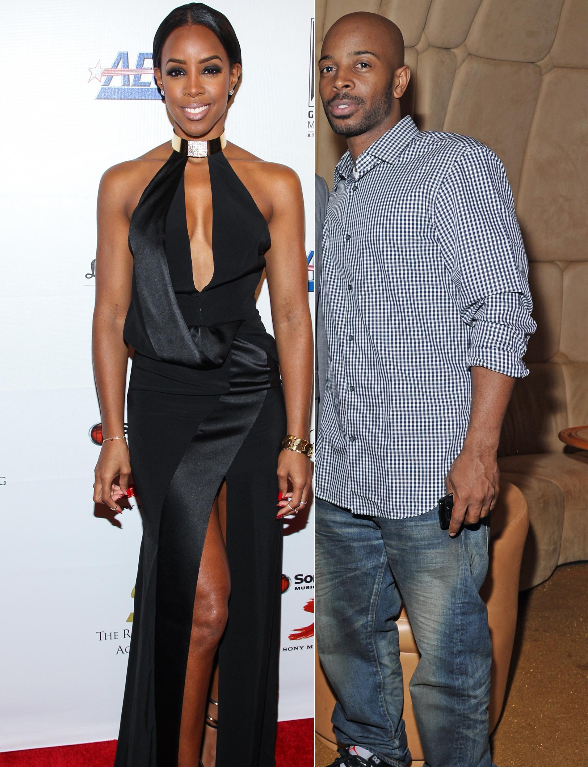 Kelly Rowland engaged