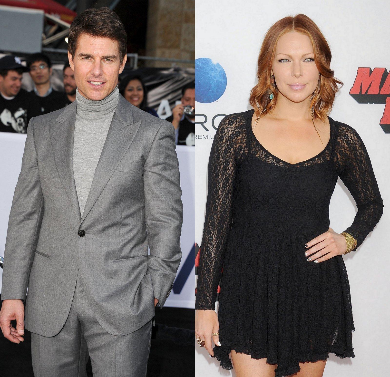 Tom Cruise Laura Prepon
