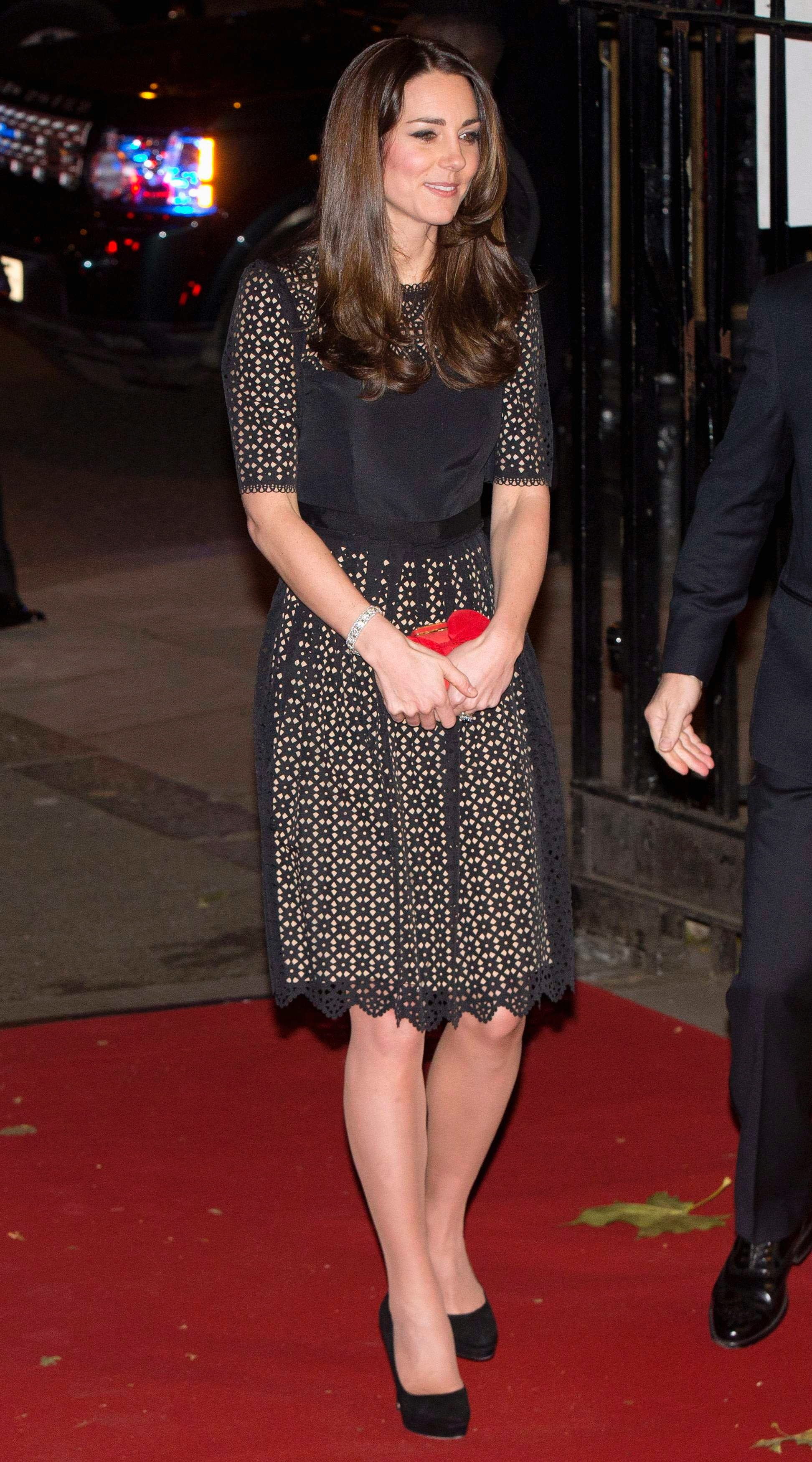 duchess kate charity event