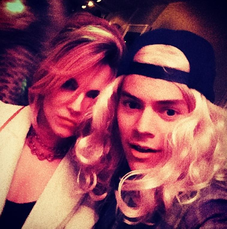 Harry Styles Sienna Miller