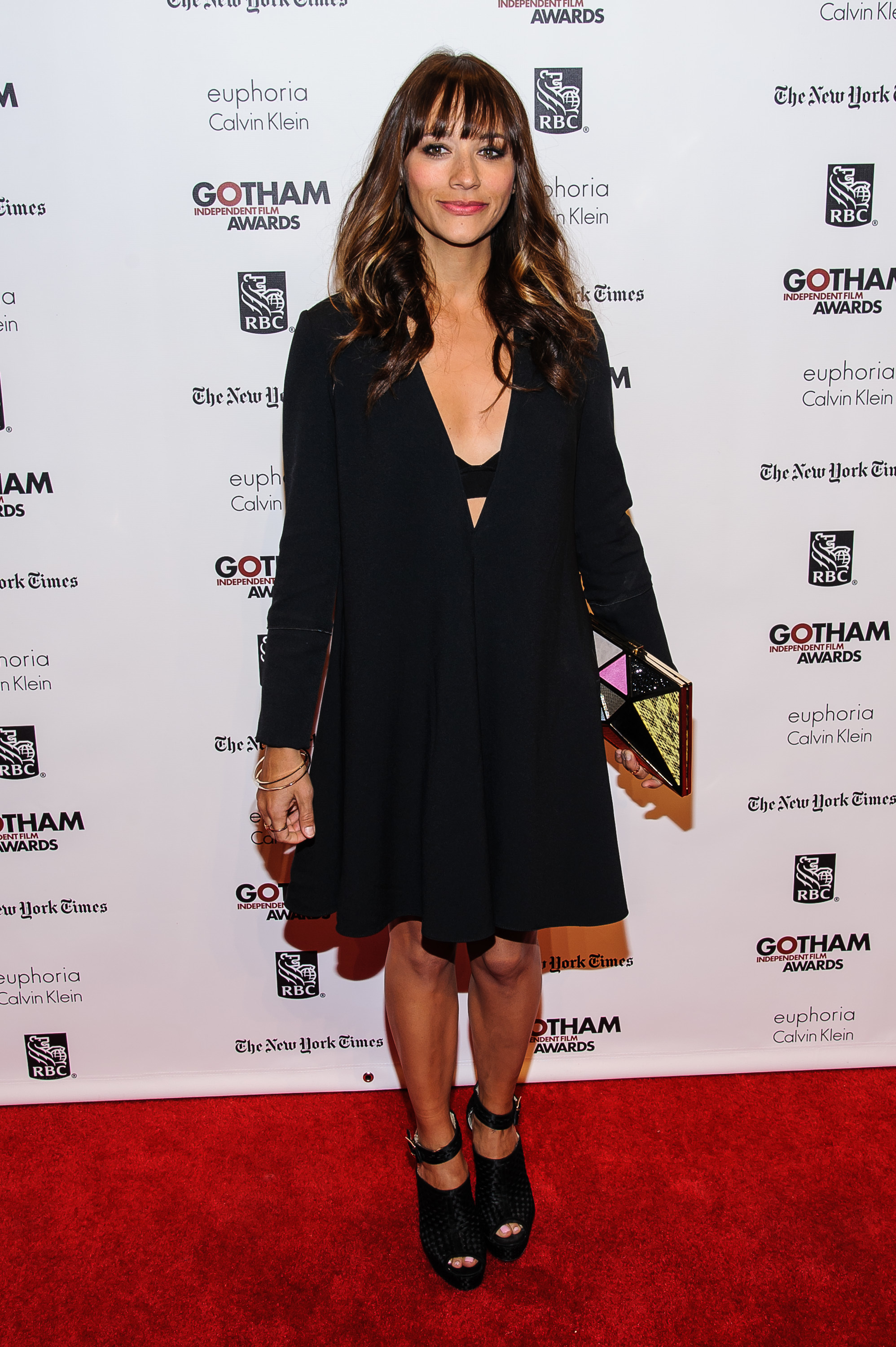 rashida jones ifp gotham awards