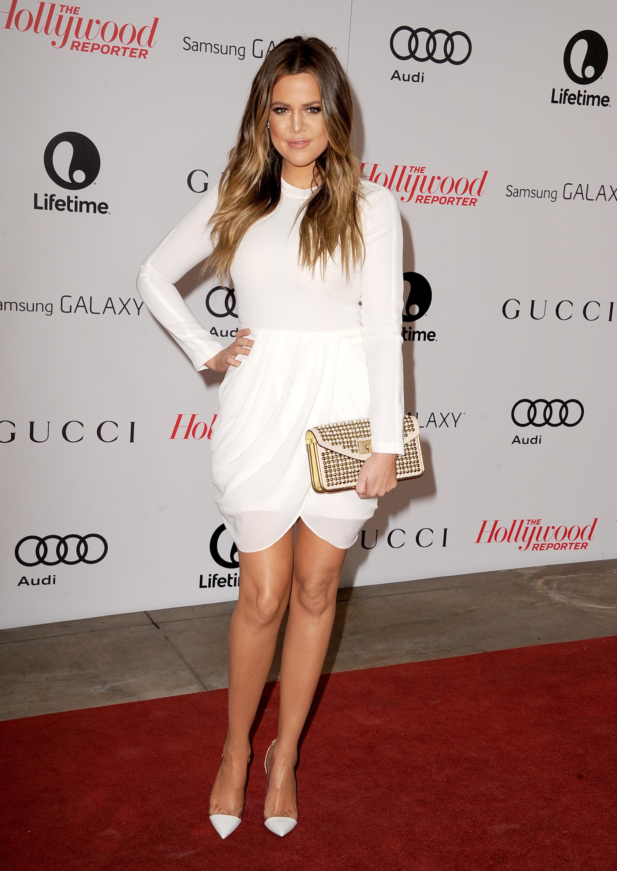 khloe kardashian hollywood reporter