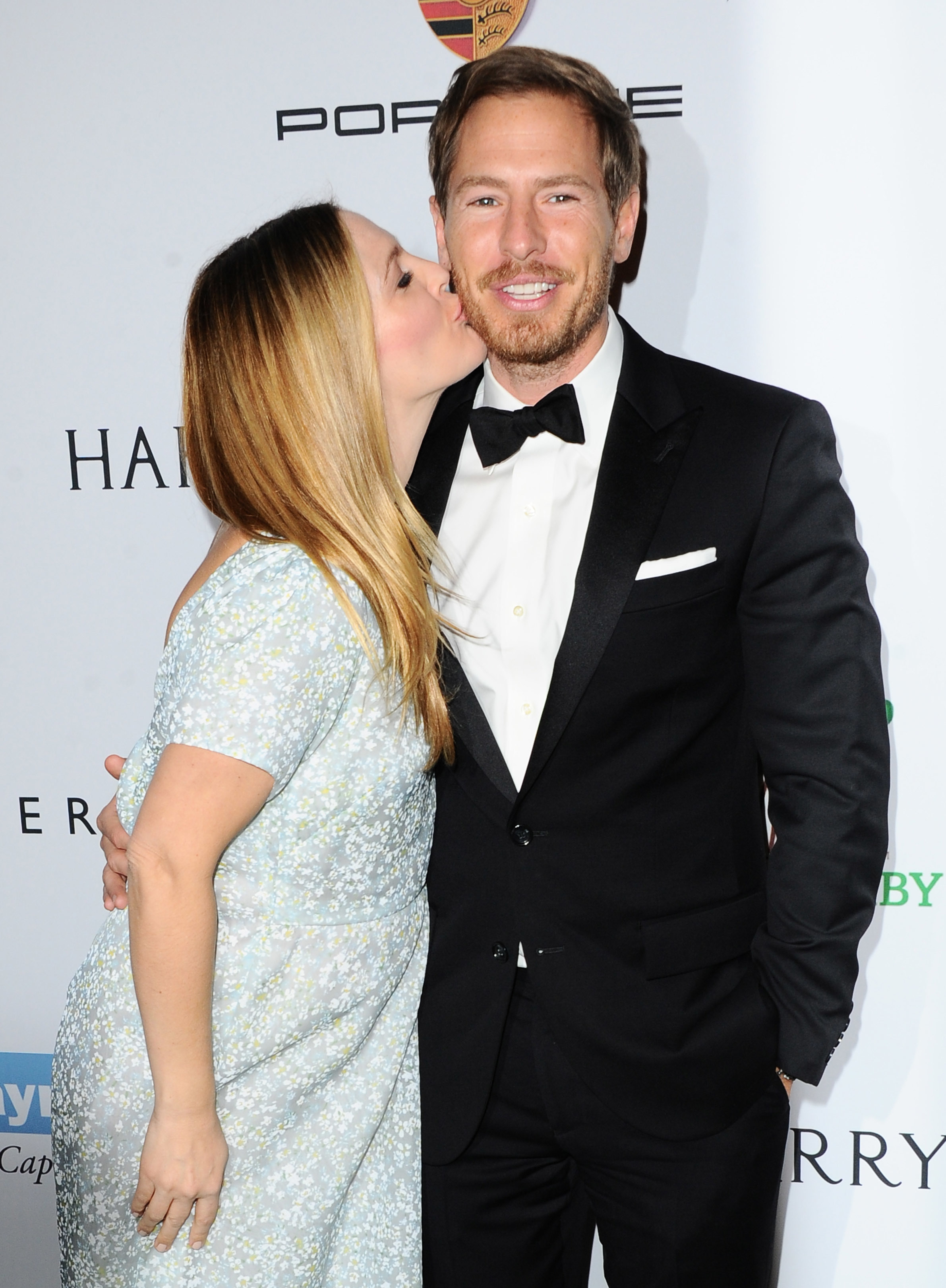 Drew Barrymore is spending the holidays with her ex, Will Kopelman
