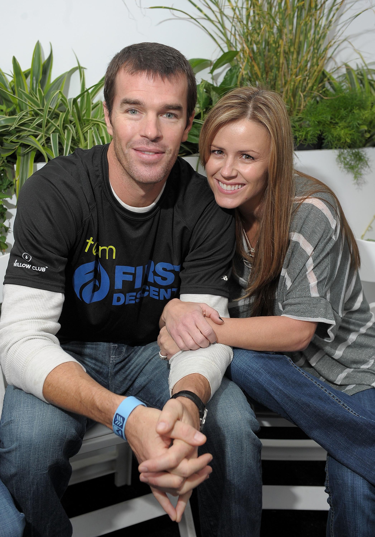 Trista and Ryan Sutter Bachelorette
