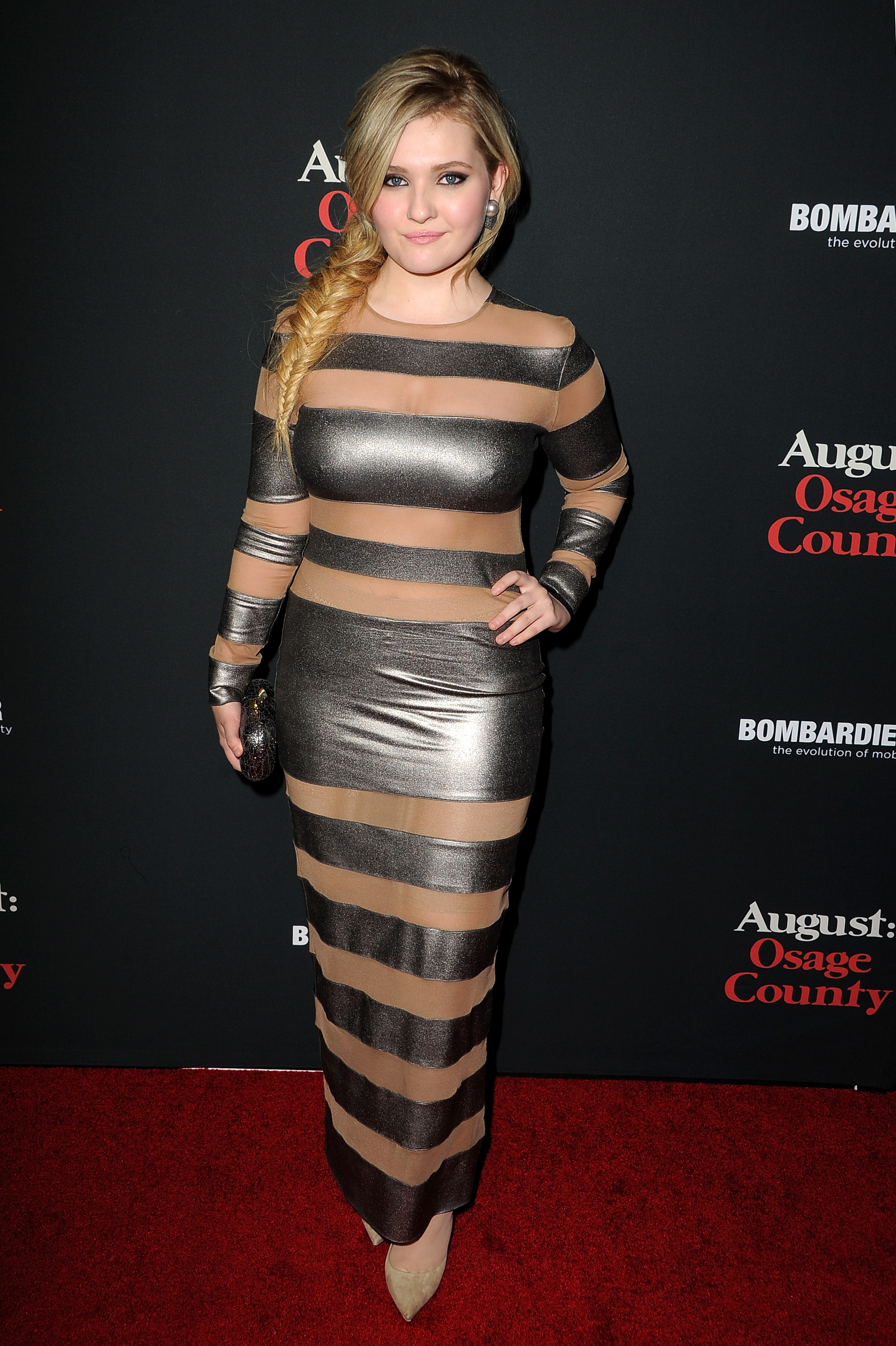 abigail breslin osage country