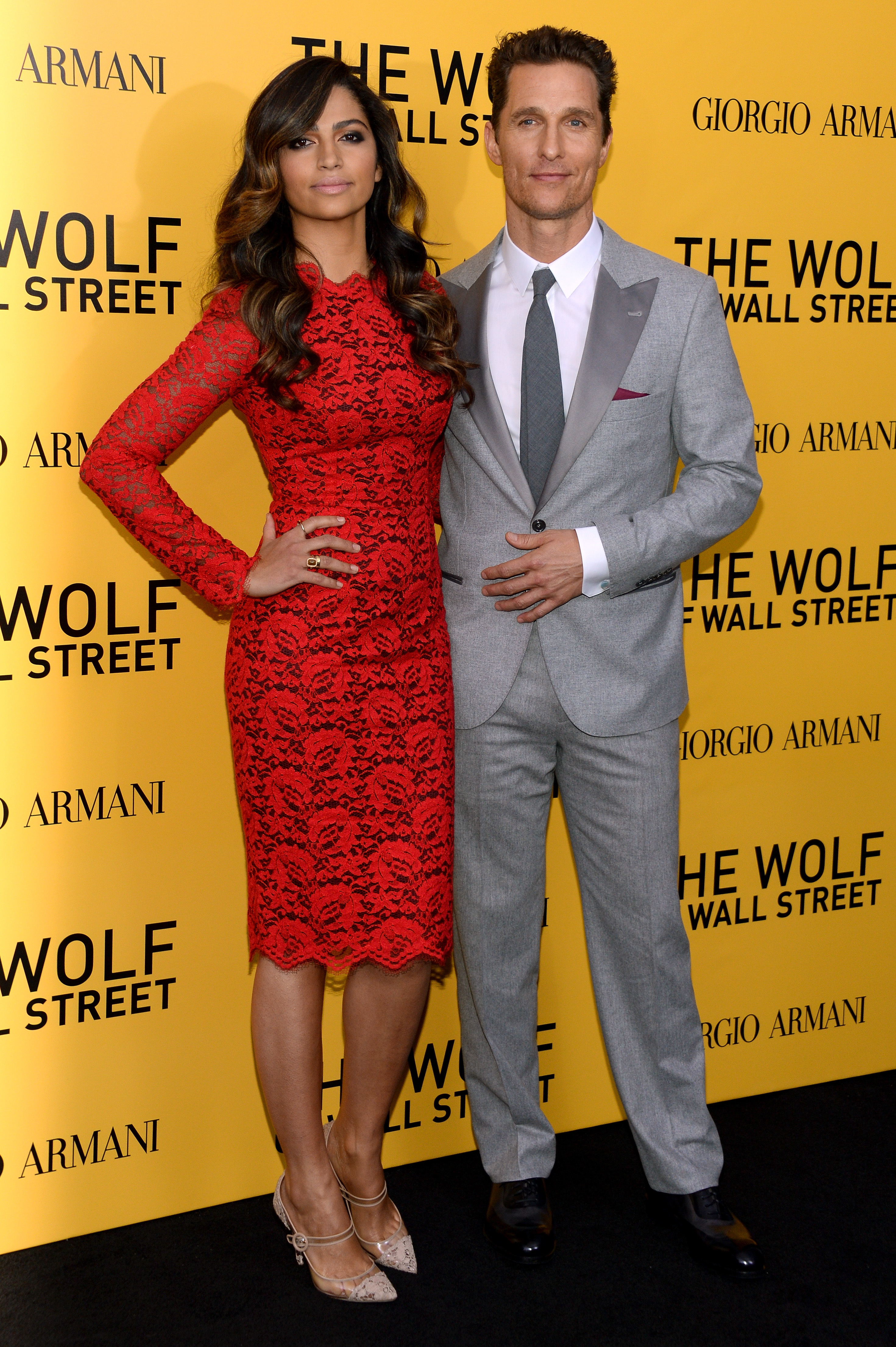 camila alves matthew mcconaughey wolf wall street