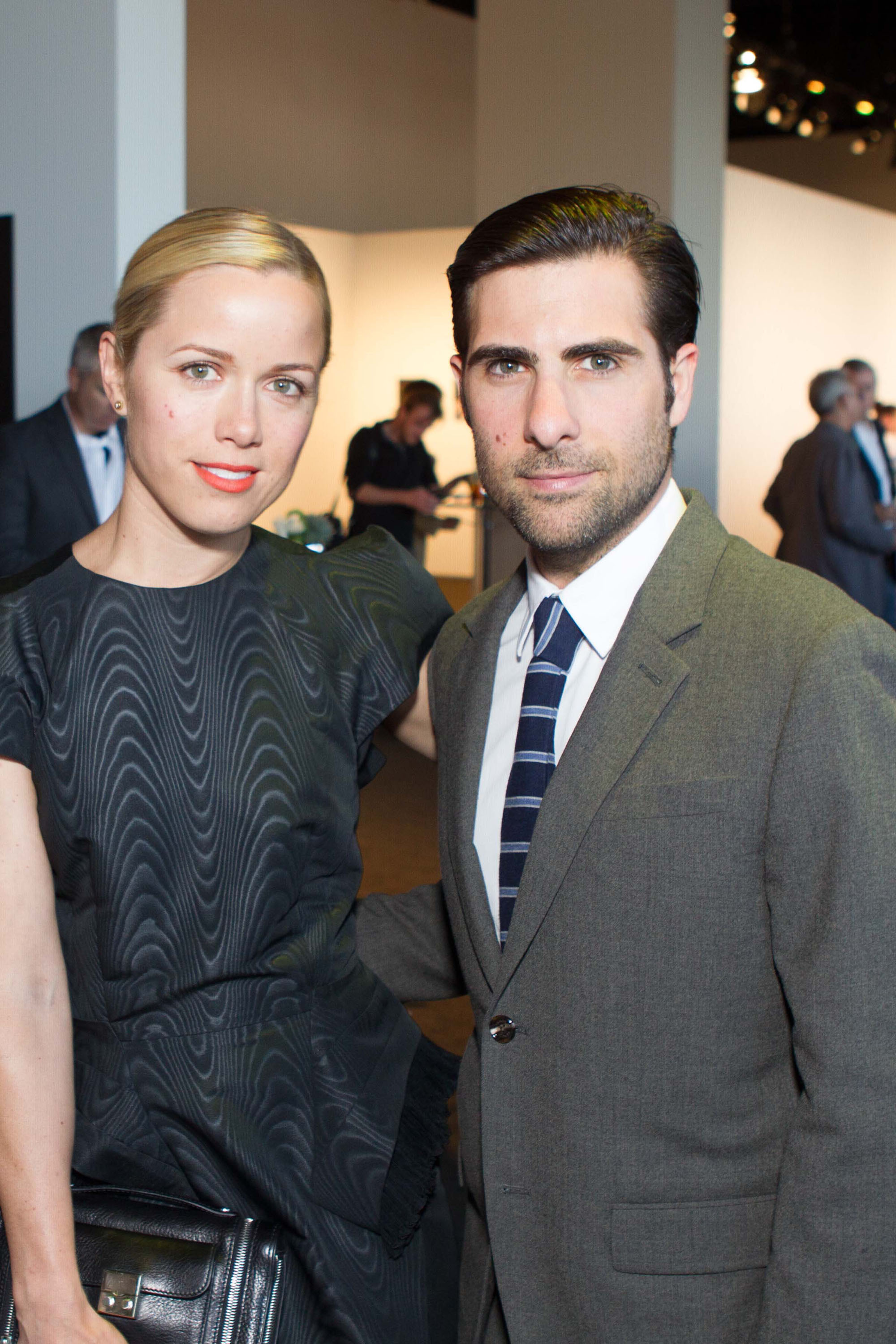 Brady Cunningham and Jason Schwartzman