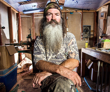 Phil Robertson Duck Dynasty