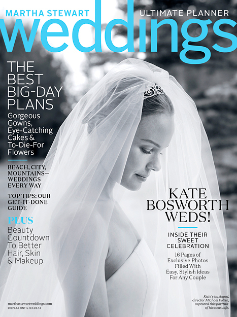 kate bosworth wedding photo