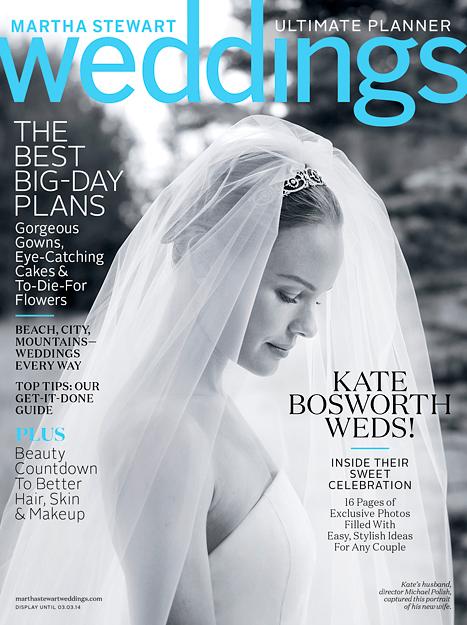 kate bosworth wedding photo