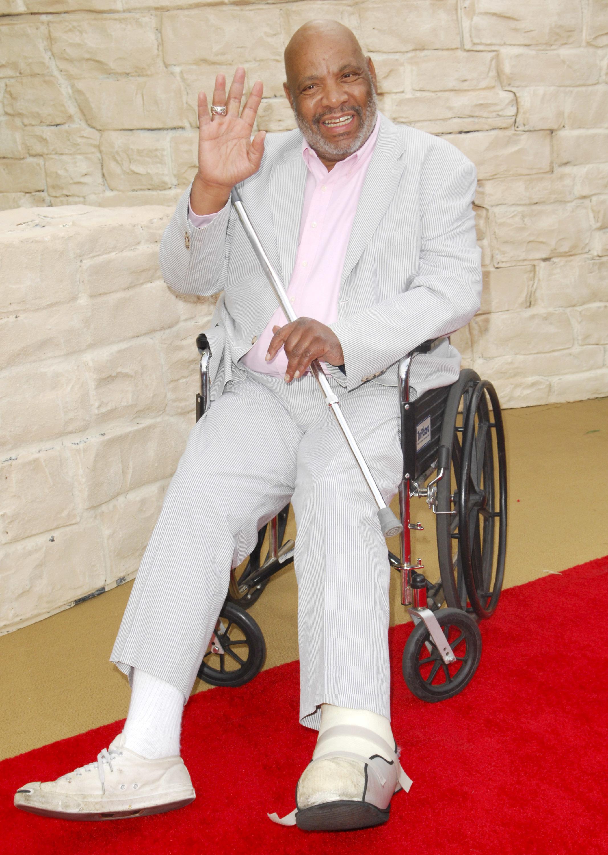 james avery wheelchair
