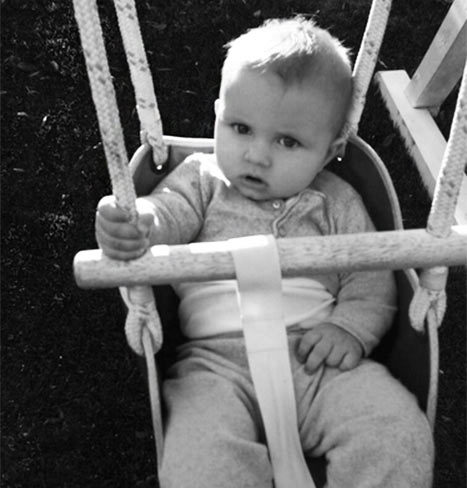Jessica Simpson, Baby Ace