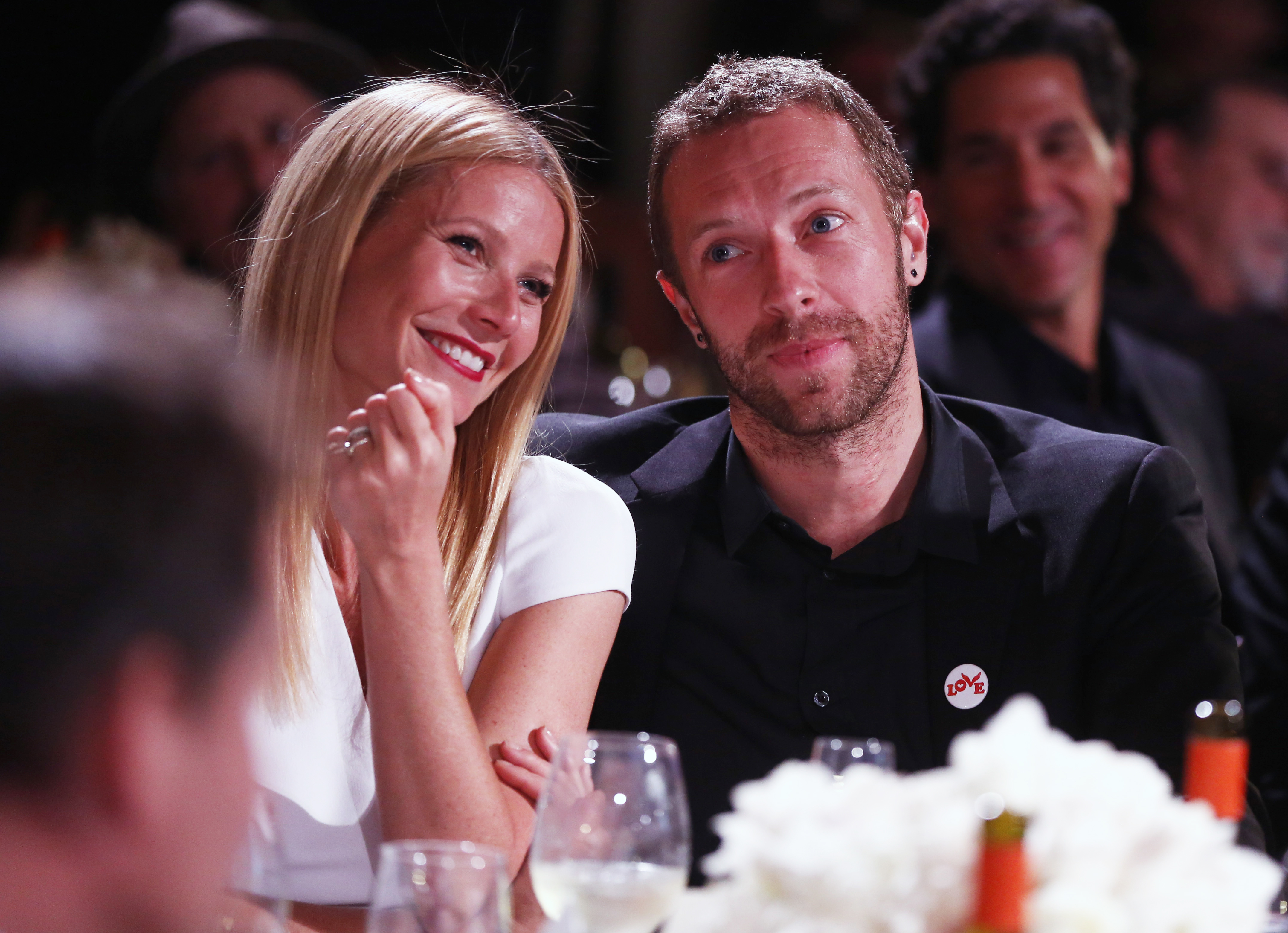 Gwyneth Paltrow and Chris Martin reunite for a spa day