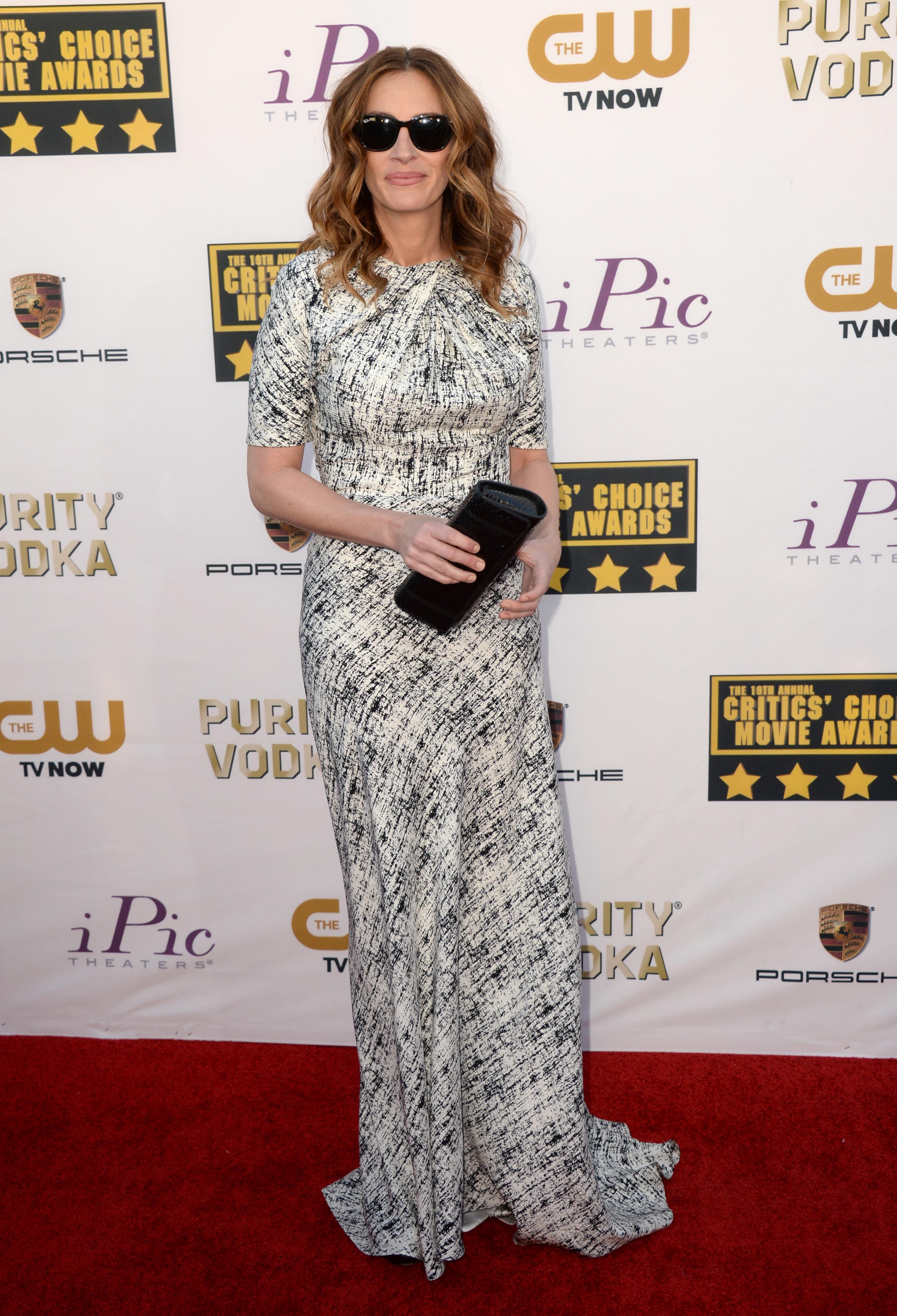 Julia Roberts 2014 Critics Choice