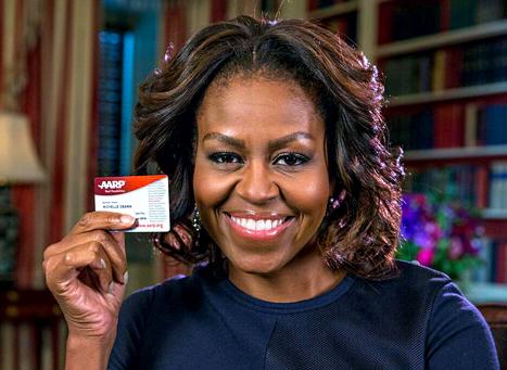 Michelle Obama 50th birthday