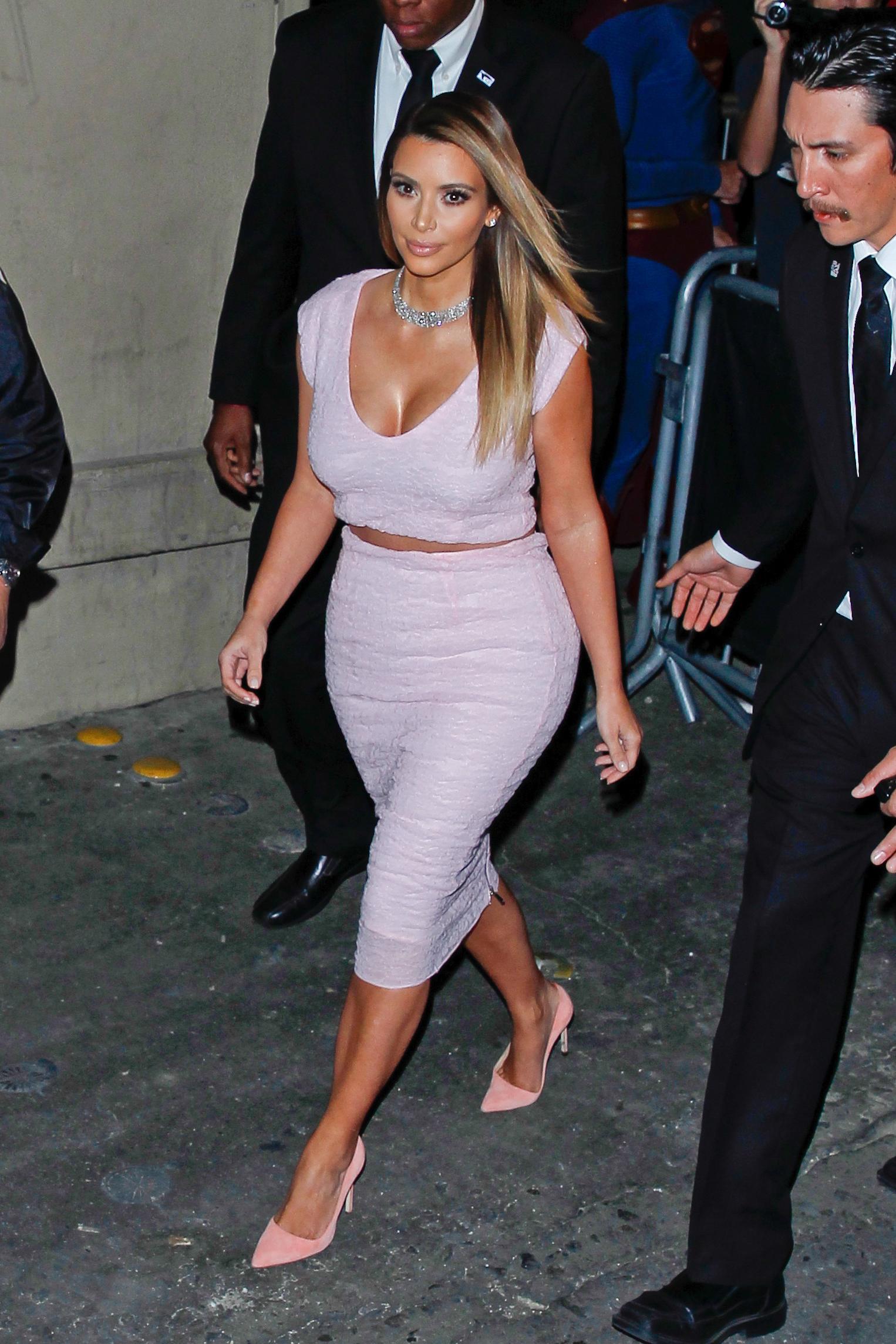 Kim Kardashian Kimmel