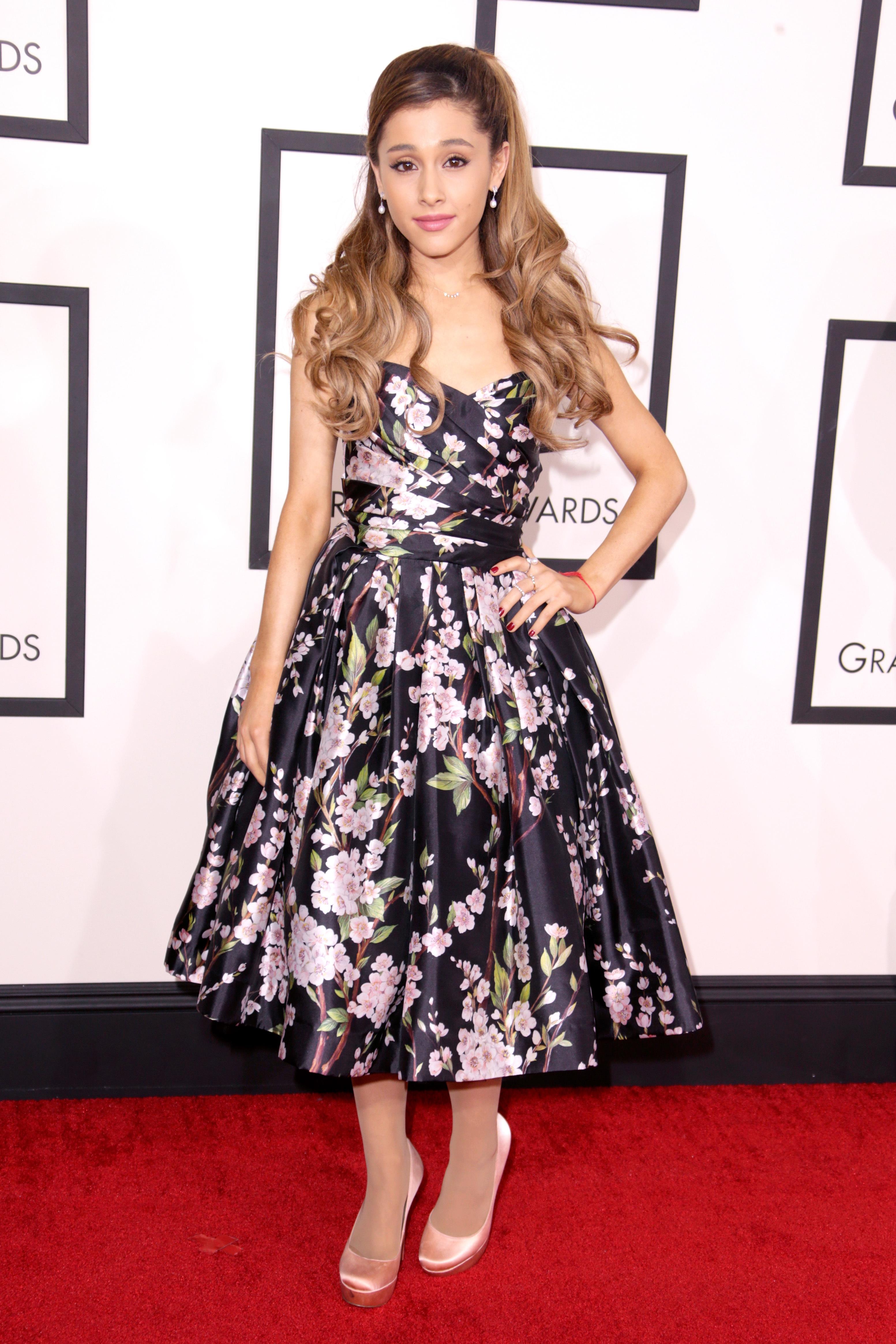 Ariana Grande Grammys