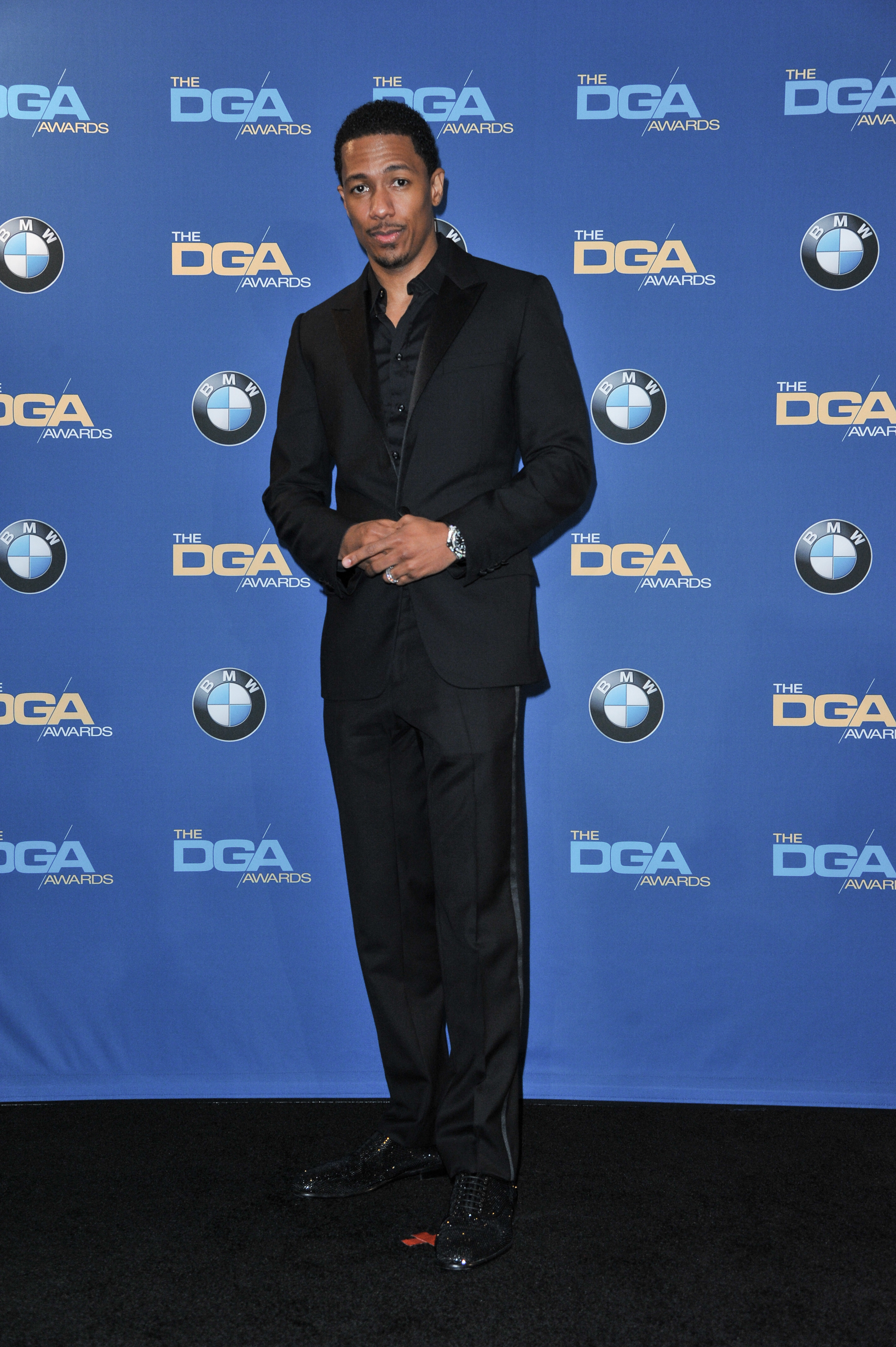 nick cannon 2014 dga