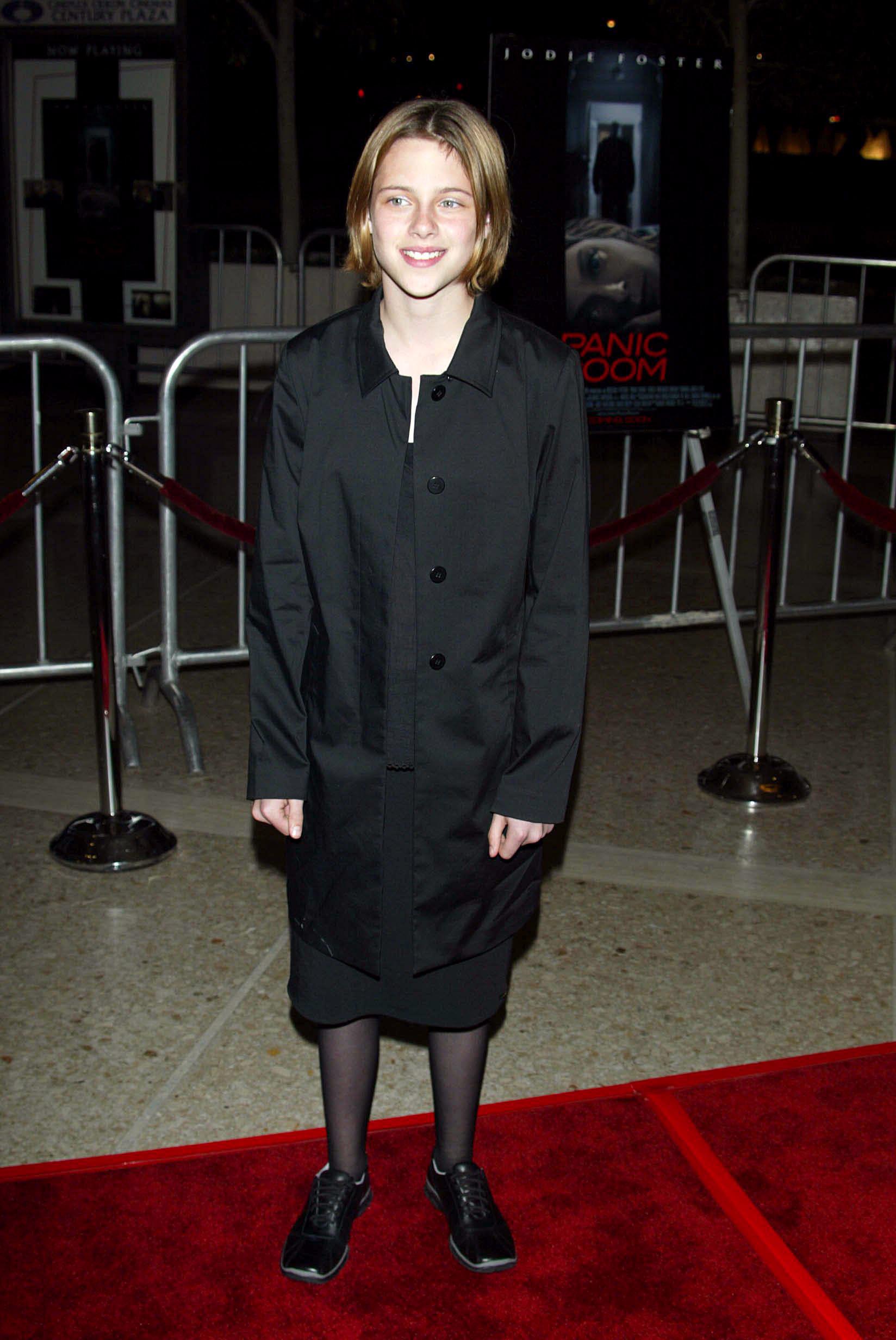 Kristen Stewart panic room