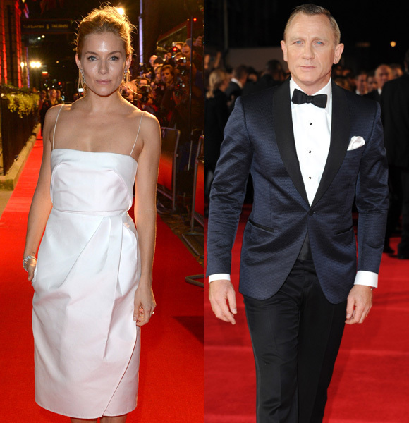 Sienna Miller Daniel Craig affair