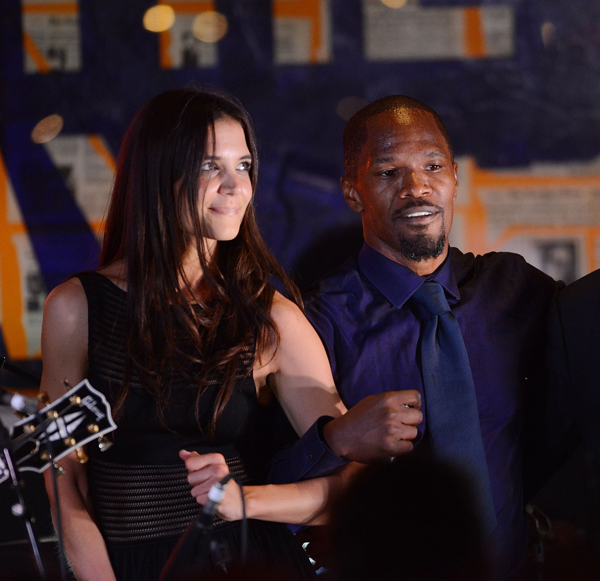 Katie Holmes and Jamie Foxx are 'very serious,' spent New Year's together