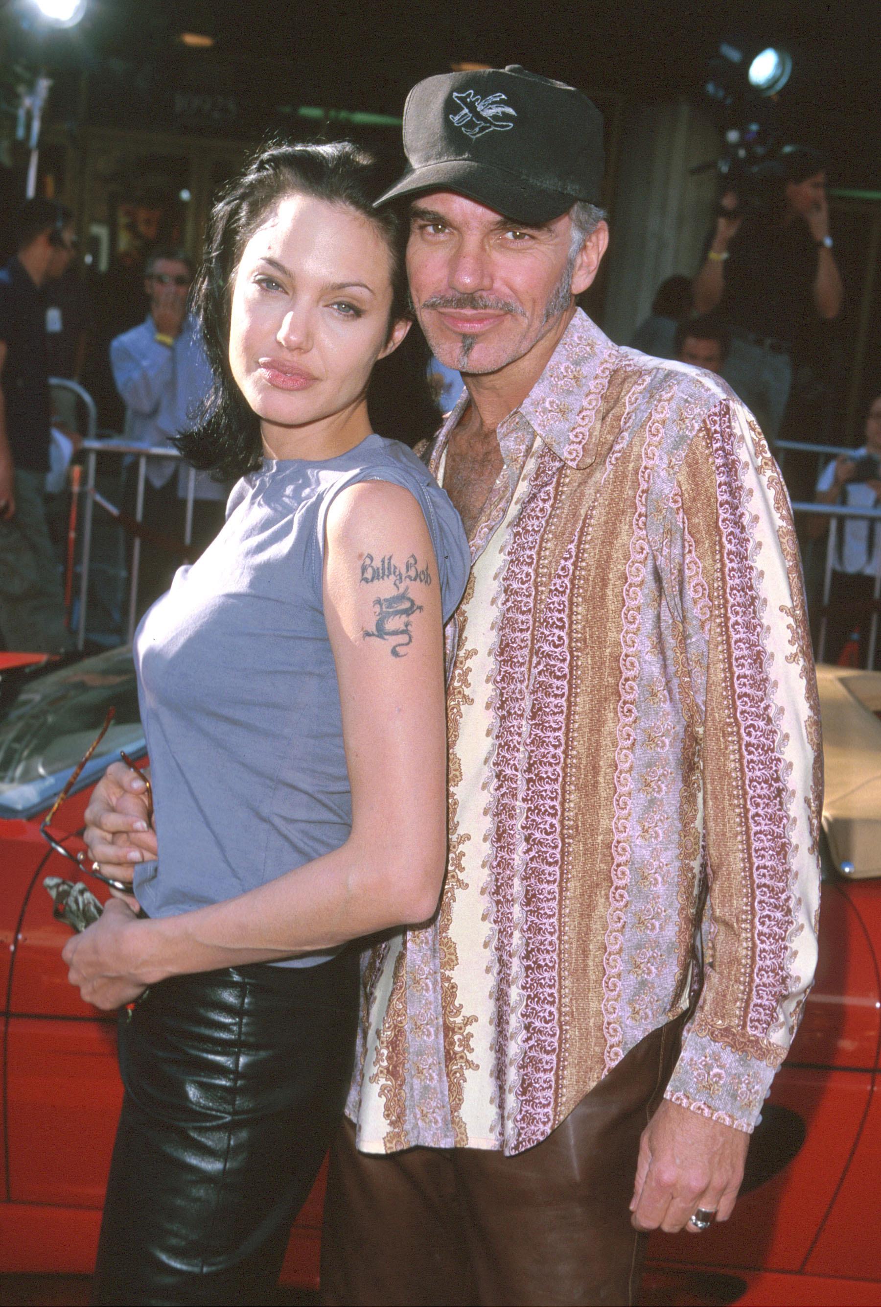 Billy Bob Thornton explains those Angelina Jolie blood vials