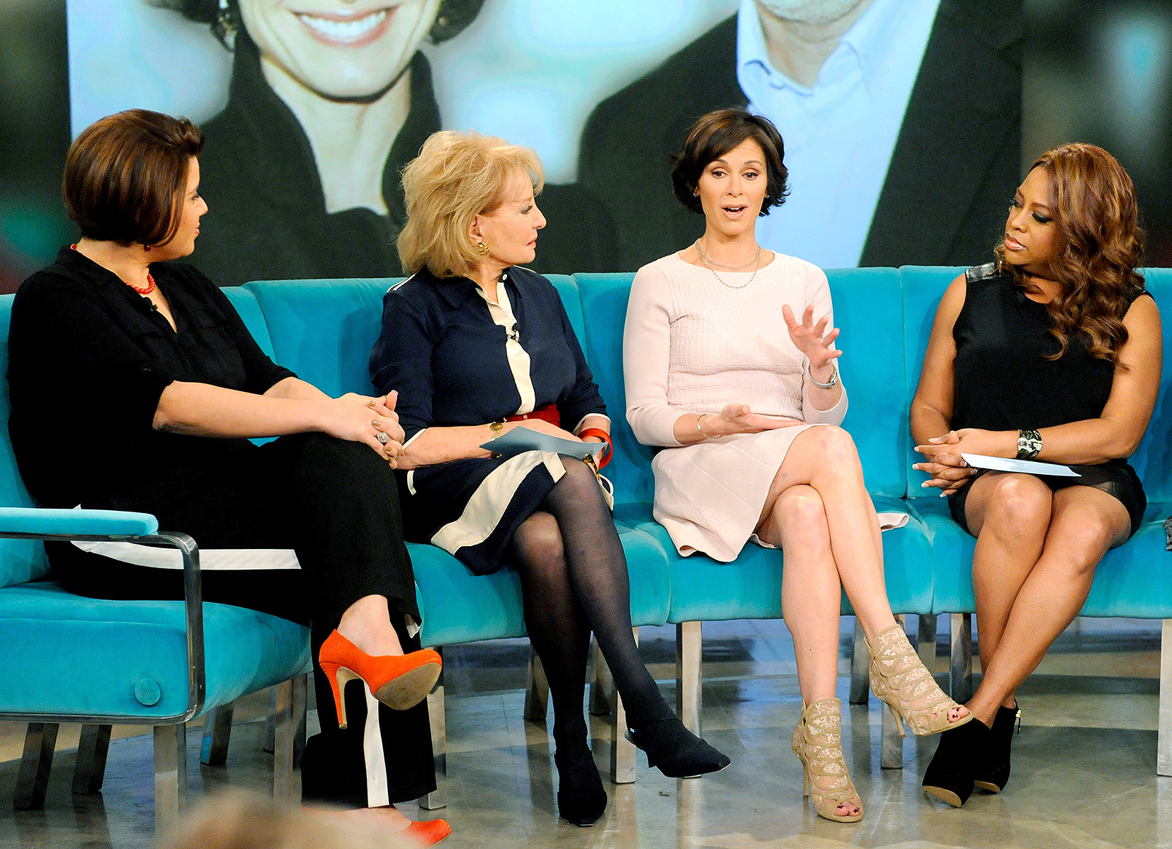 barbara walters elizabeth vargas the view alcoholic