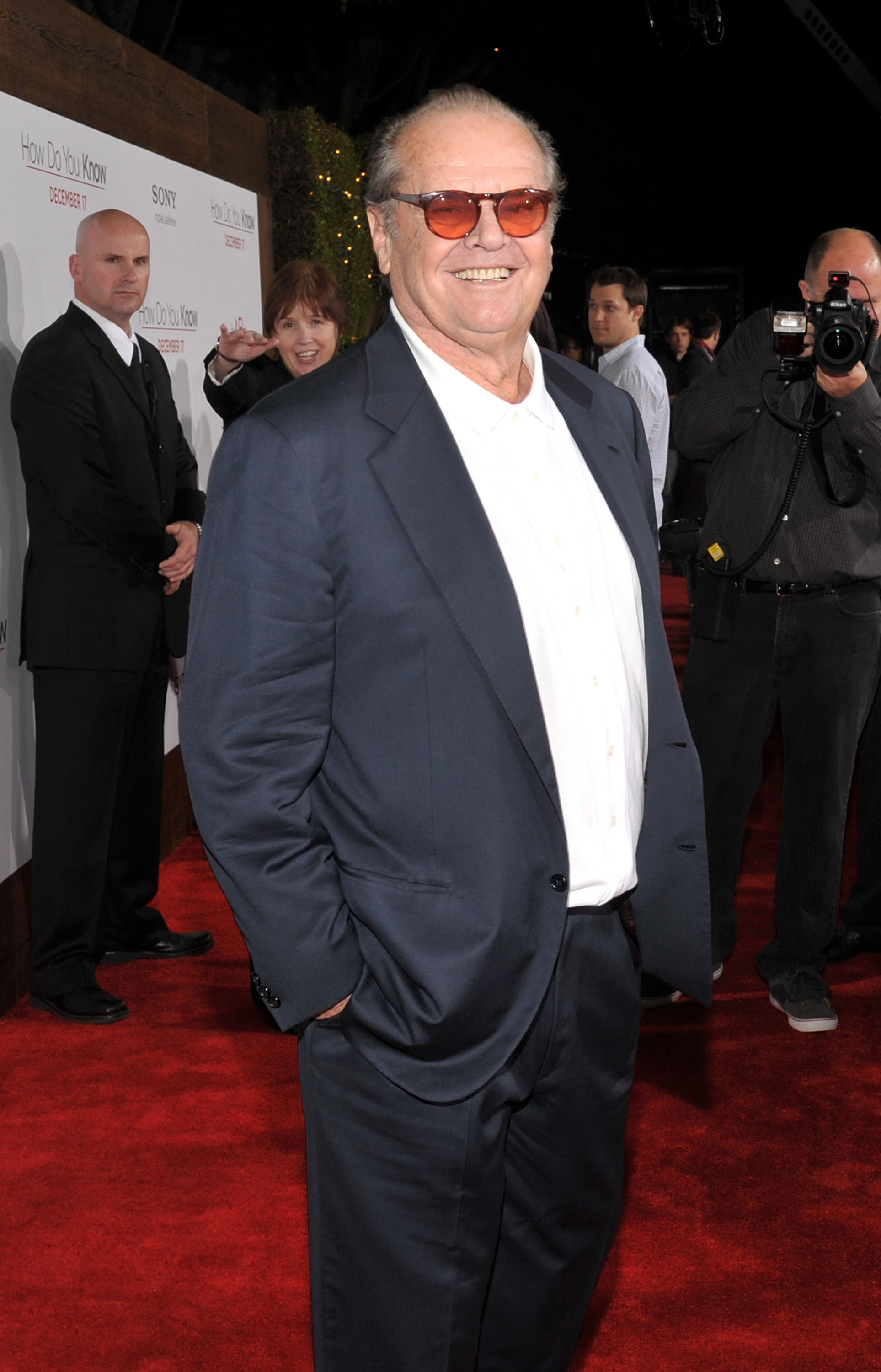 jack nicholson sister was his mother
