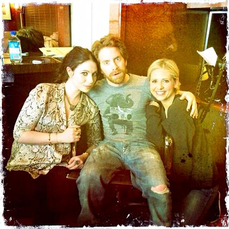 Sarah Michelle Gellar Buffy reunion