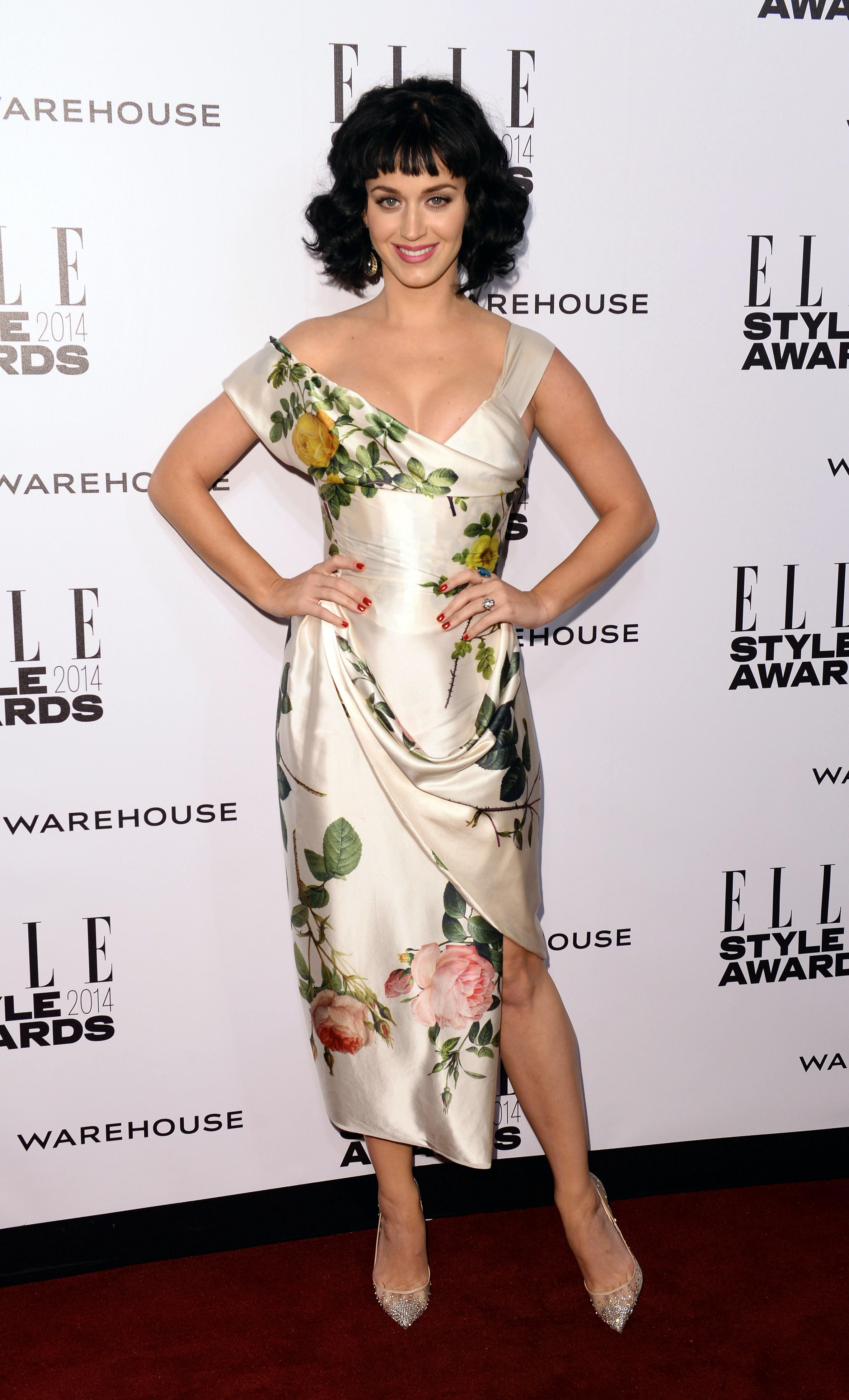Katy Perry Elle