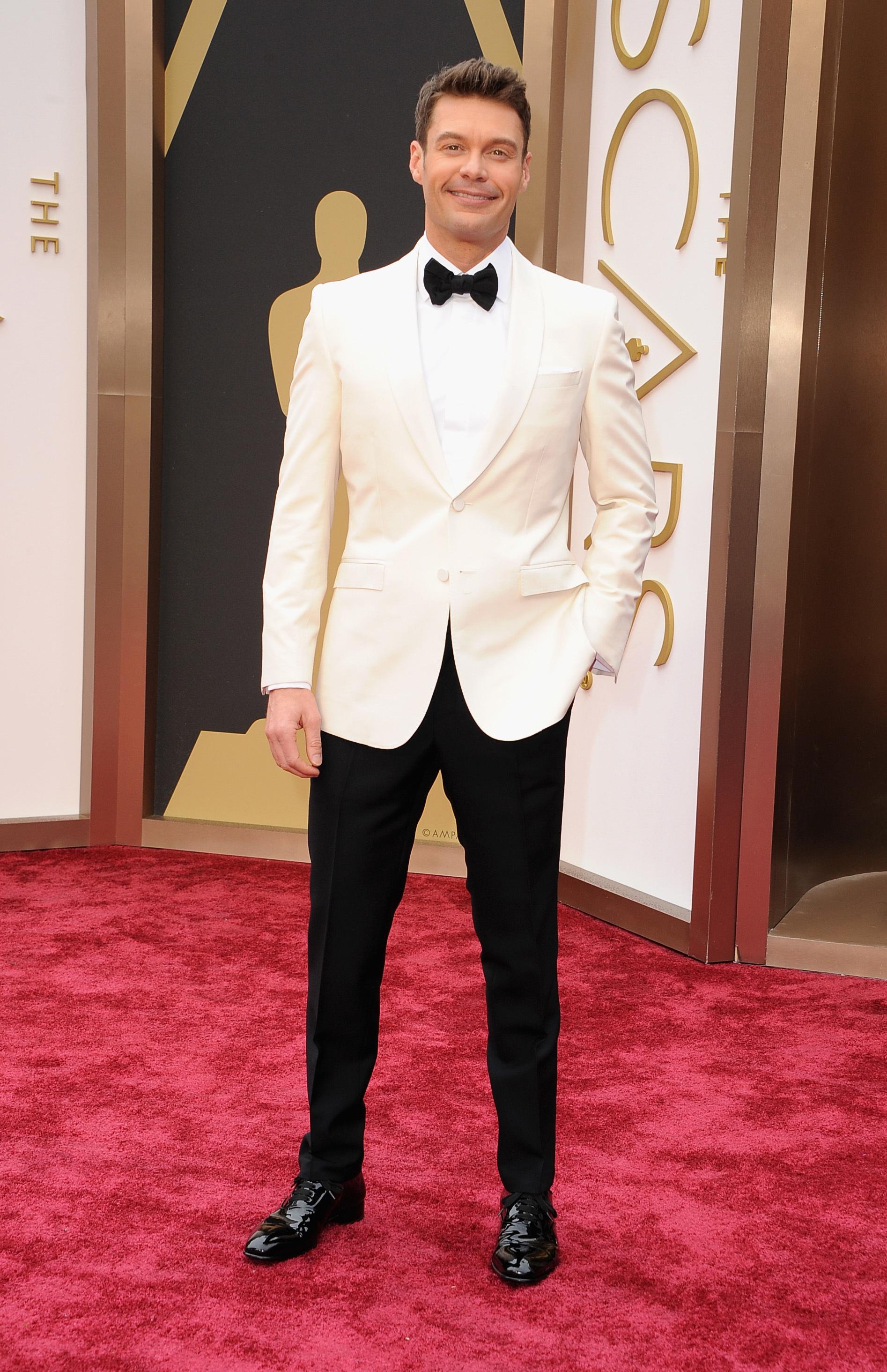 Ryan Seacrest Oscars