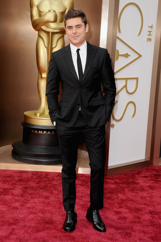Zac Efron Oscars