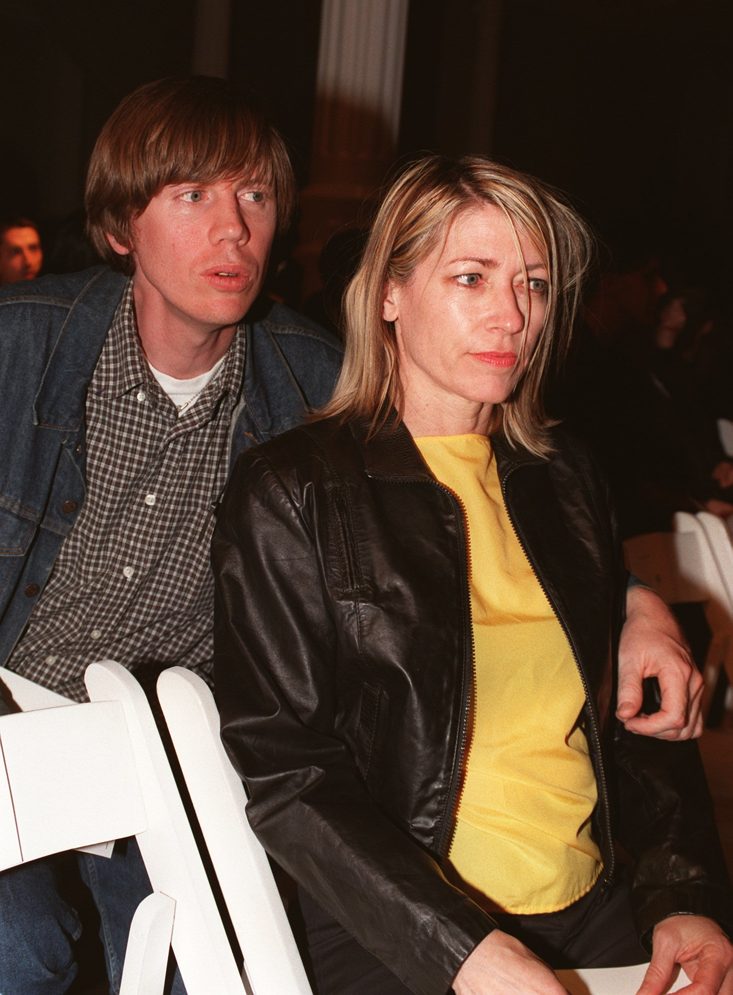 thurston moore kim gordon