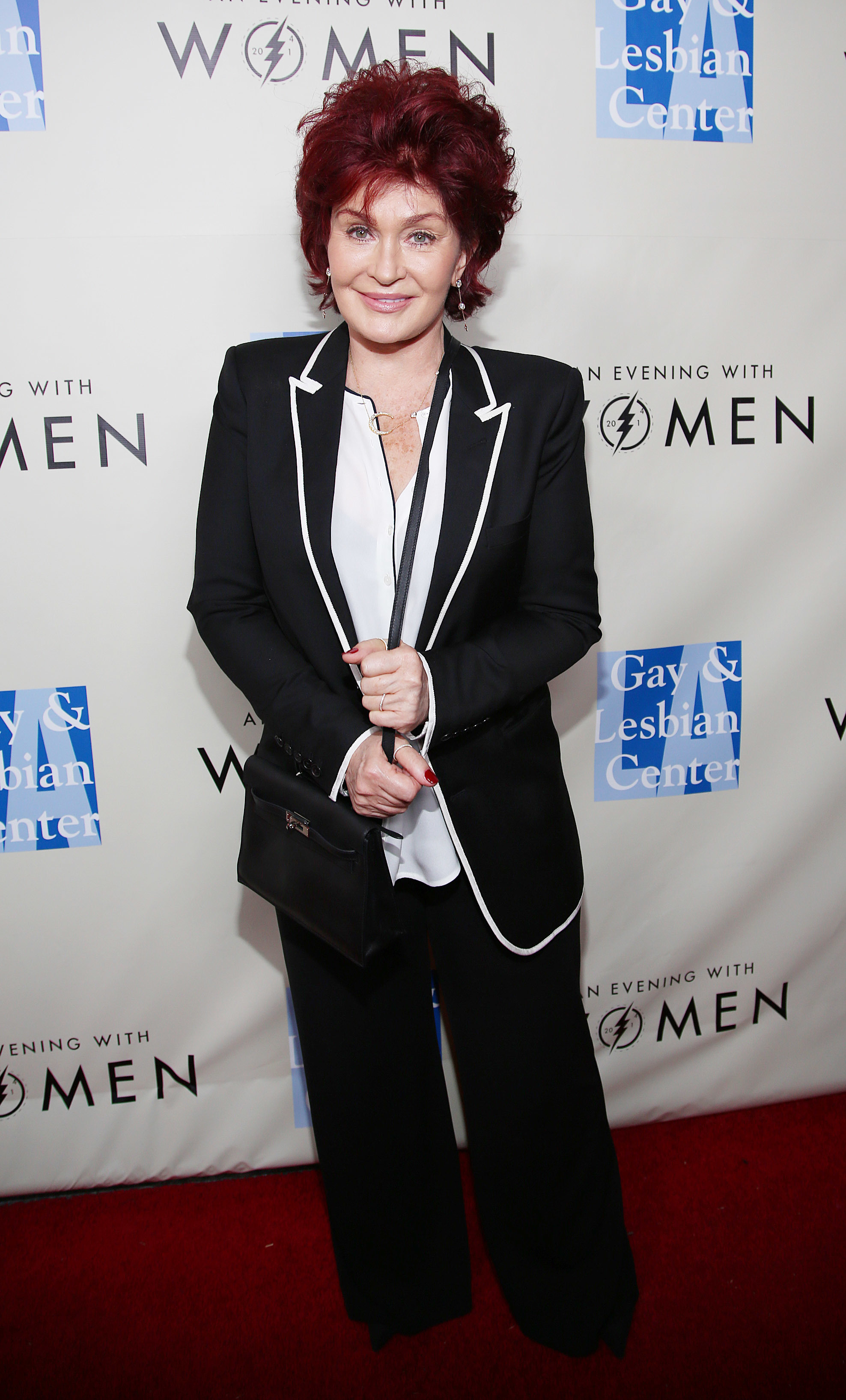 Sharon Osbourne apologizes for rape comment