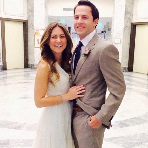 Renee Oteri wedding
