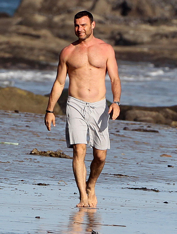 Liev Schreiber, Hugh Jackman, X Men fitness - 16 things ...