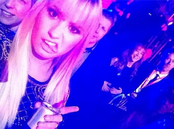 Demi Lovato Kathy Griffin feud