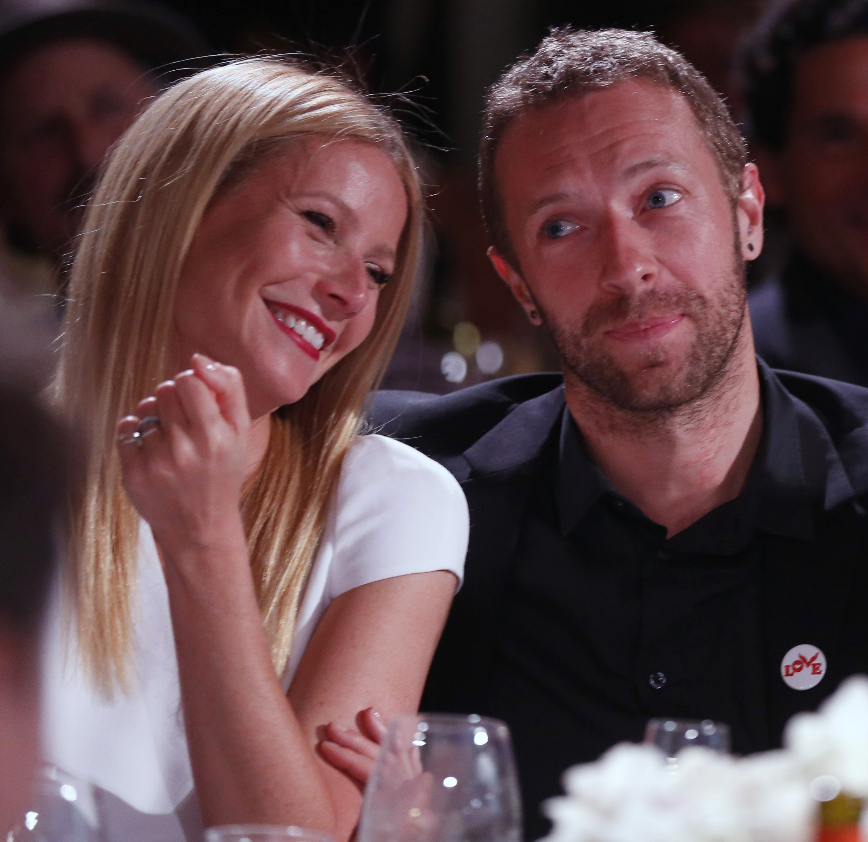 Chris Martin has not responded to divorce filing