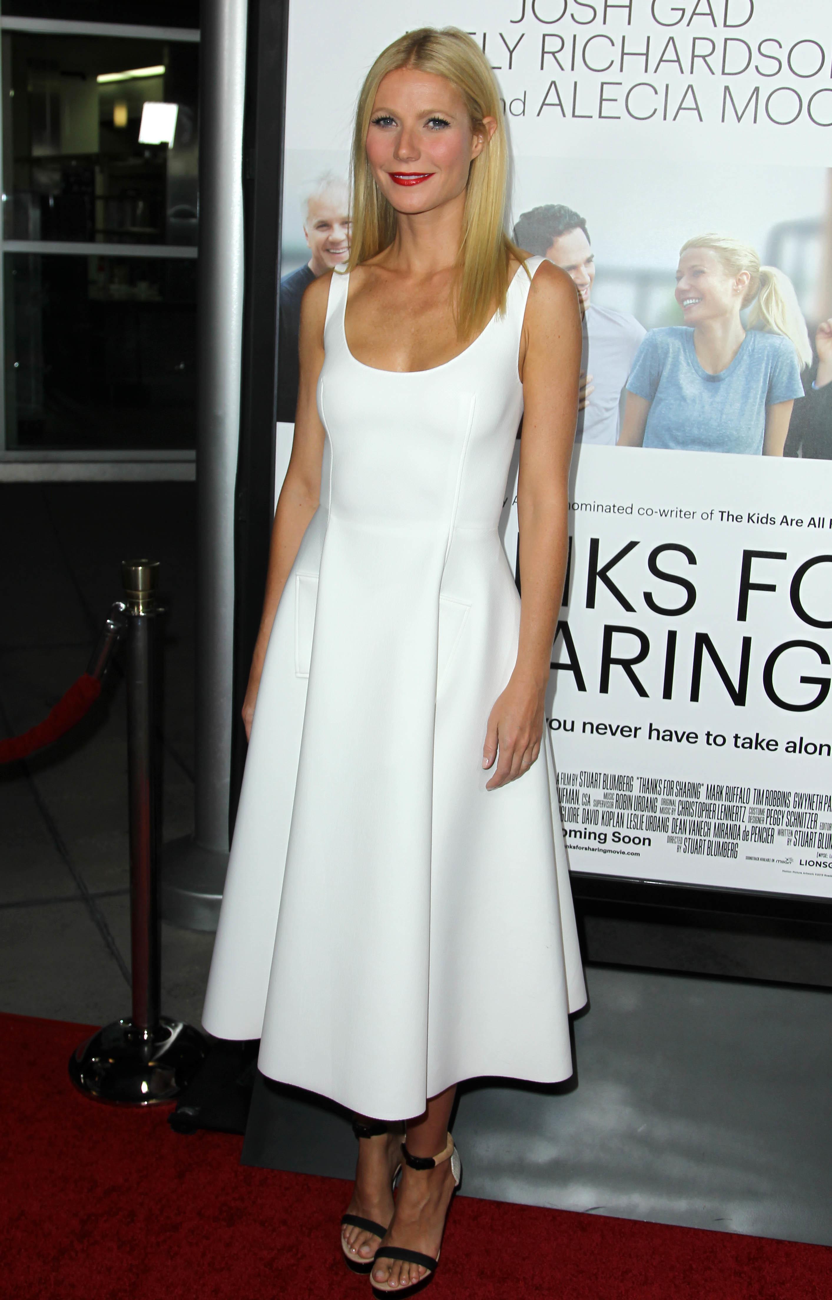 Gwyneth Paltrow white
