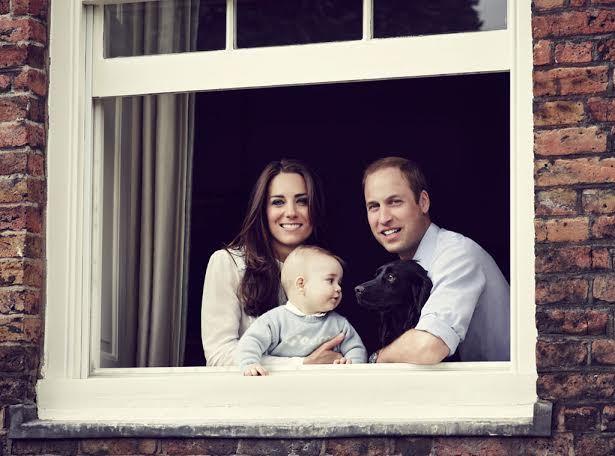 Prince George Kate