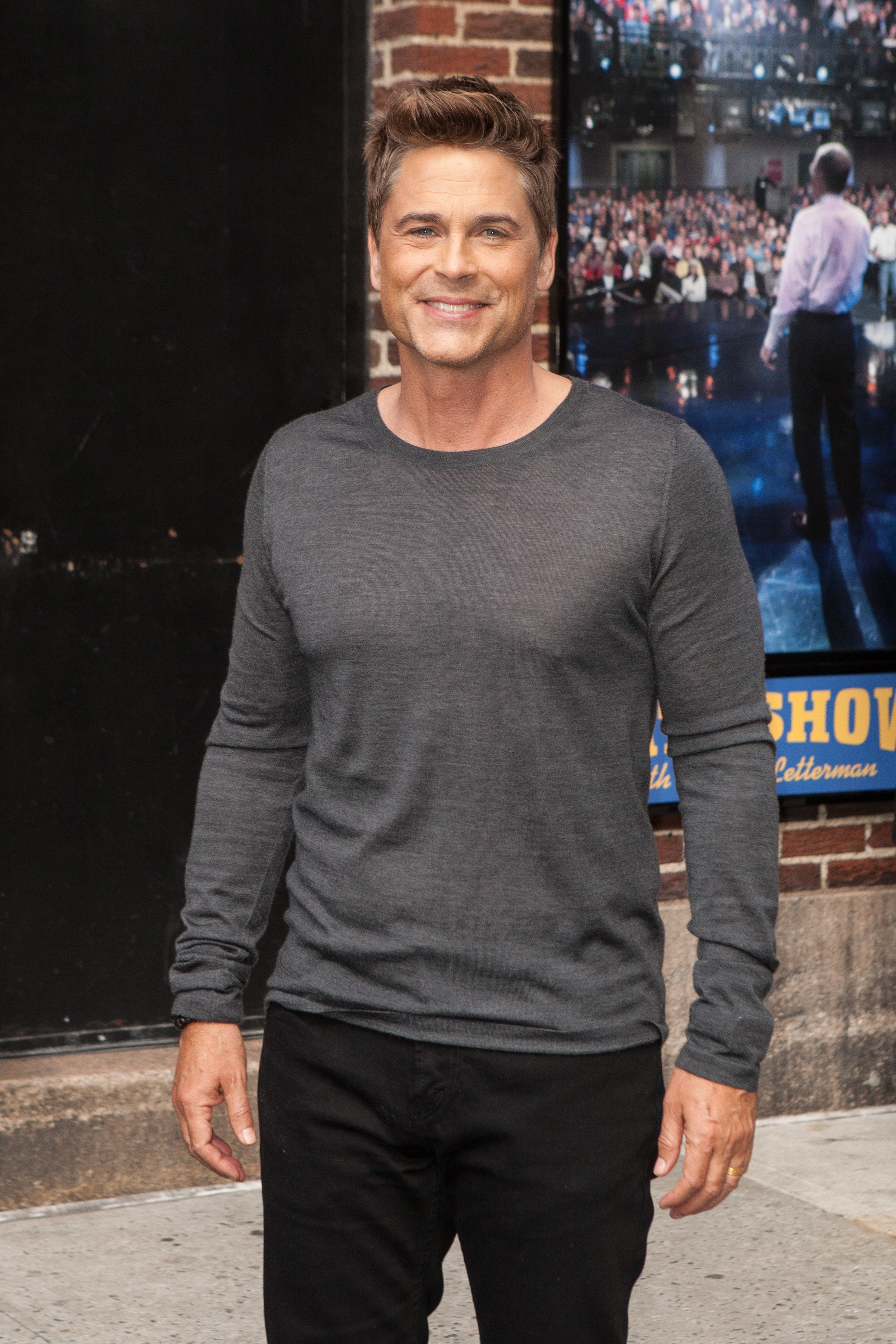 Rob Lowe New York