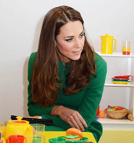 Kate Middleton Cancer Children