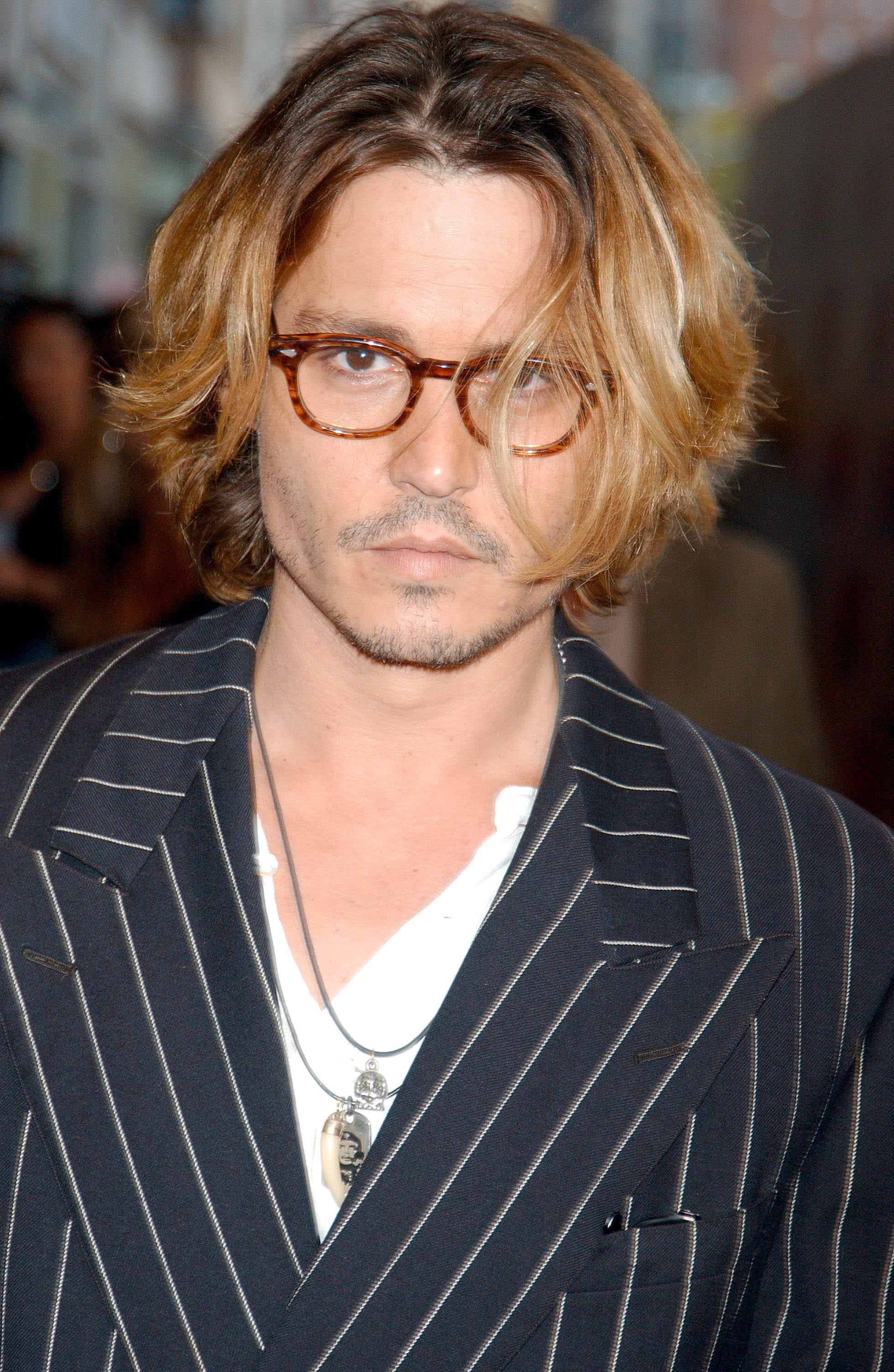 Johnny Depp S Many Different Hairstyles Gallery