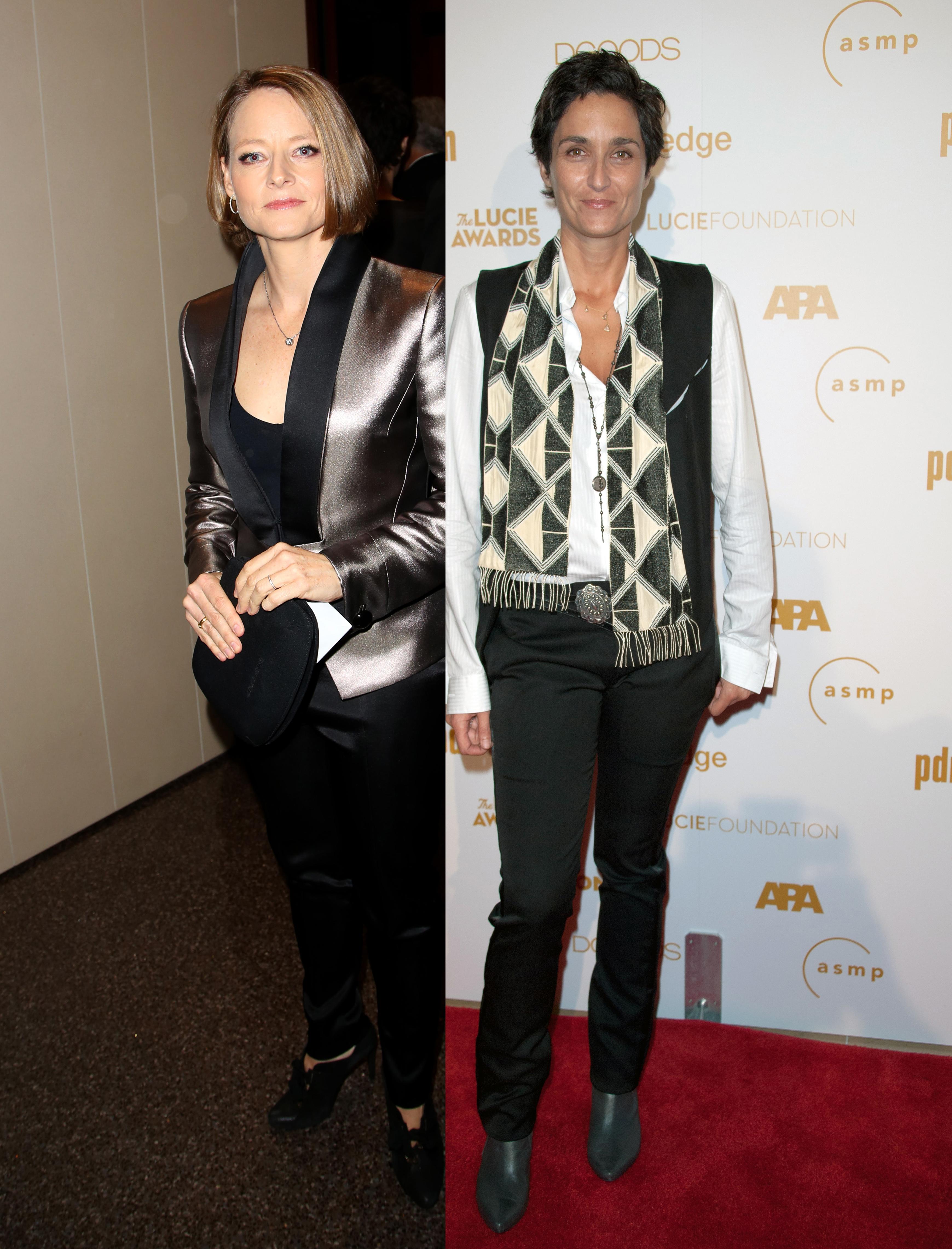 Jodie Foster marries girlfriend