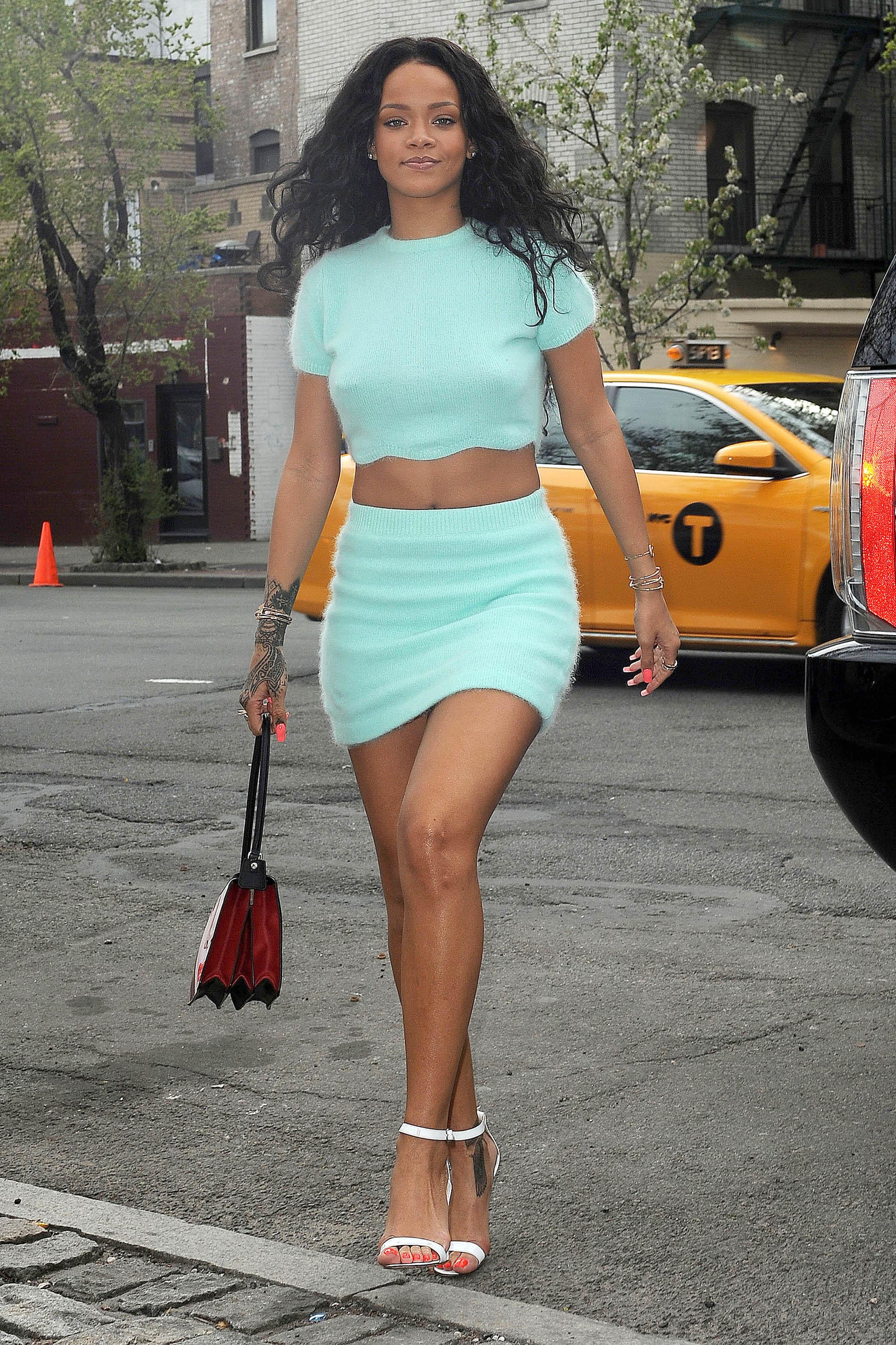 Rihanna mint