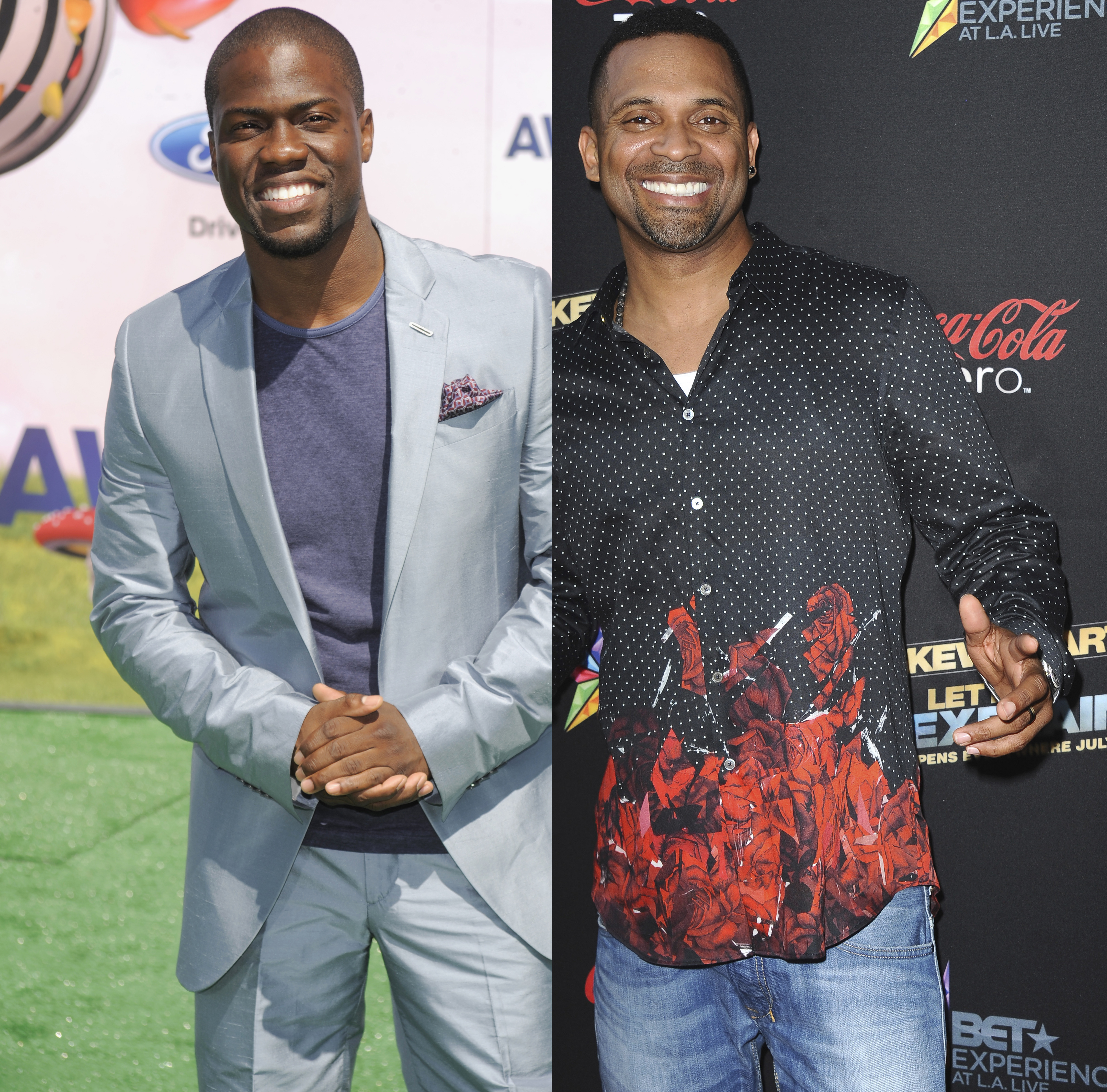 Kevin Hart vs Mike Epps