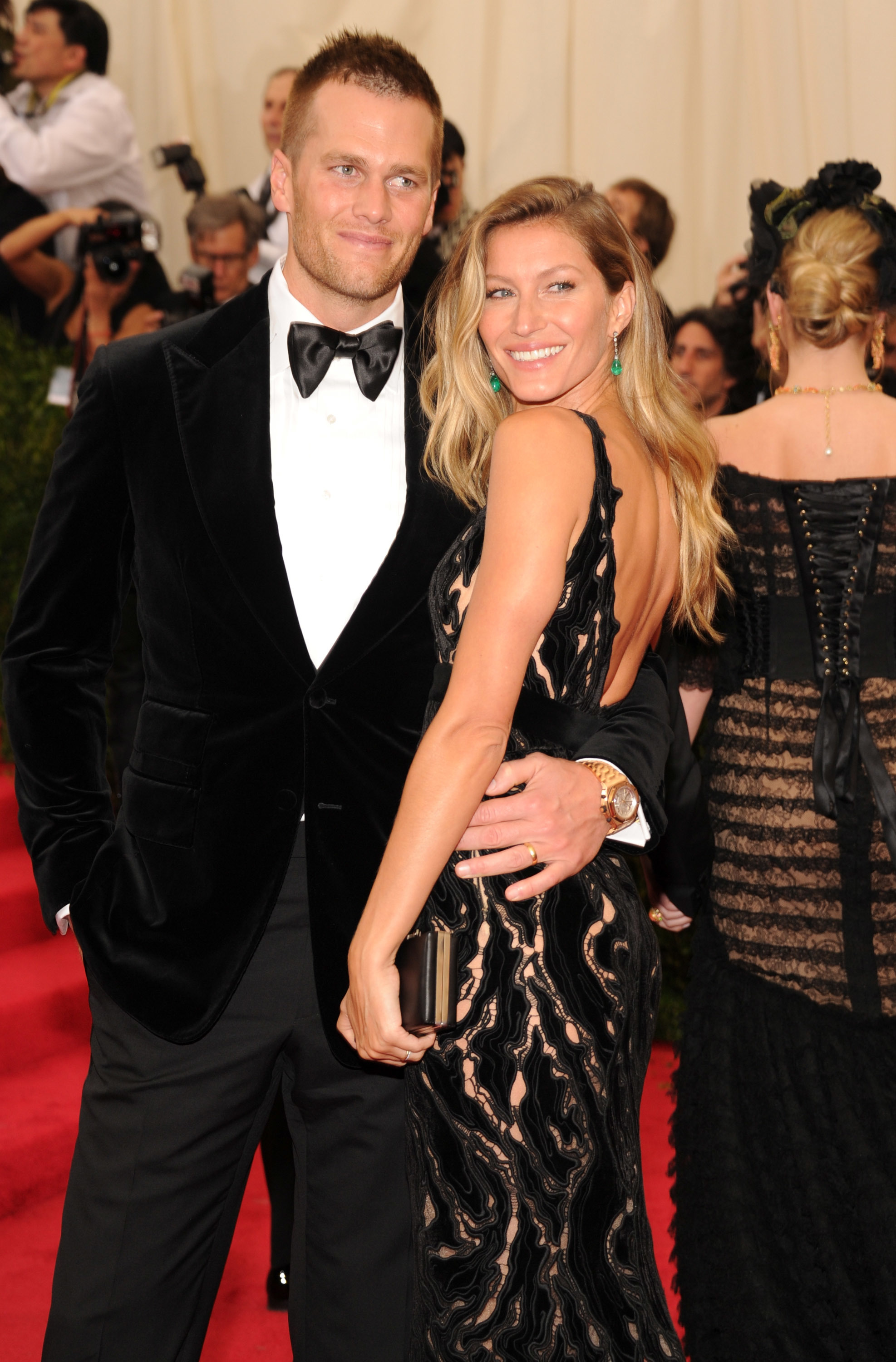 Tom Brady: My marriage is doing just fine
