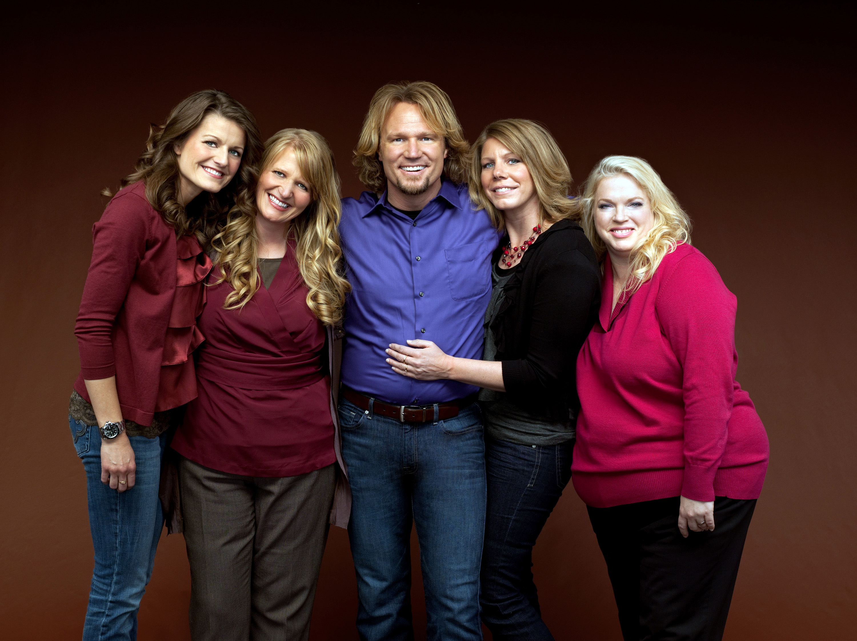 "A ""Sister Wives"" divorce and catfishing affair"