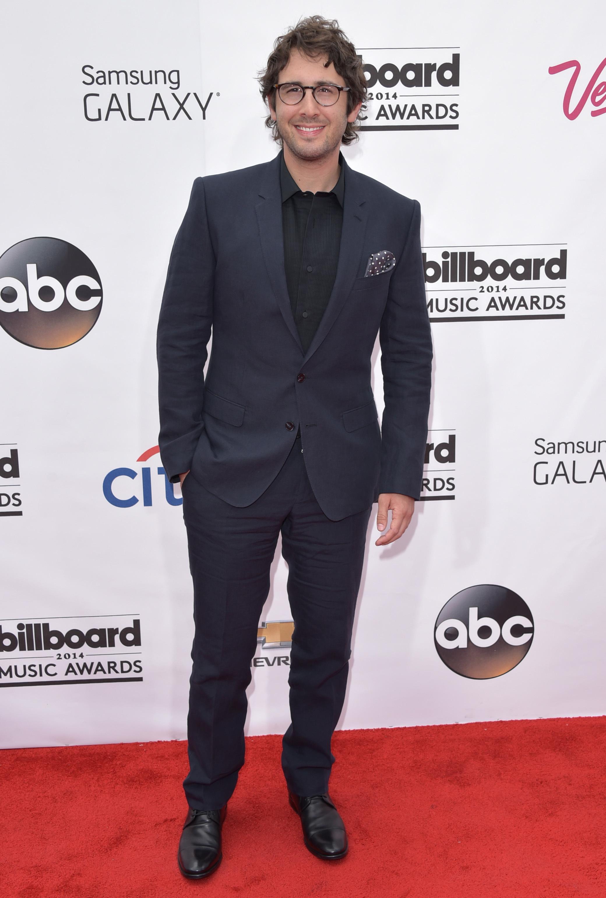 Josh Groban Billboard 2014