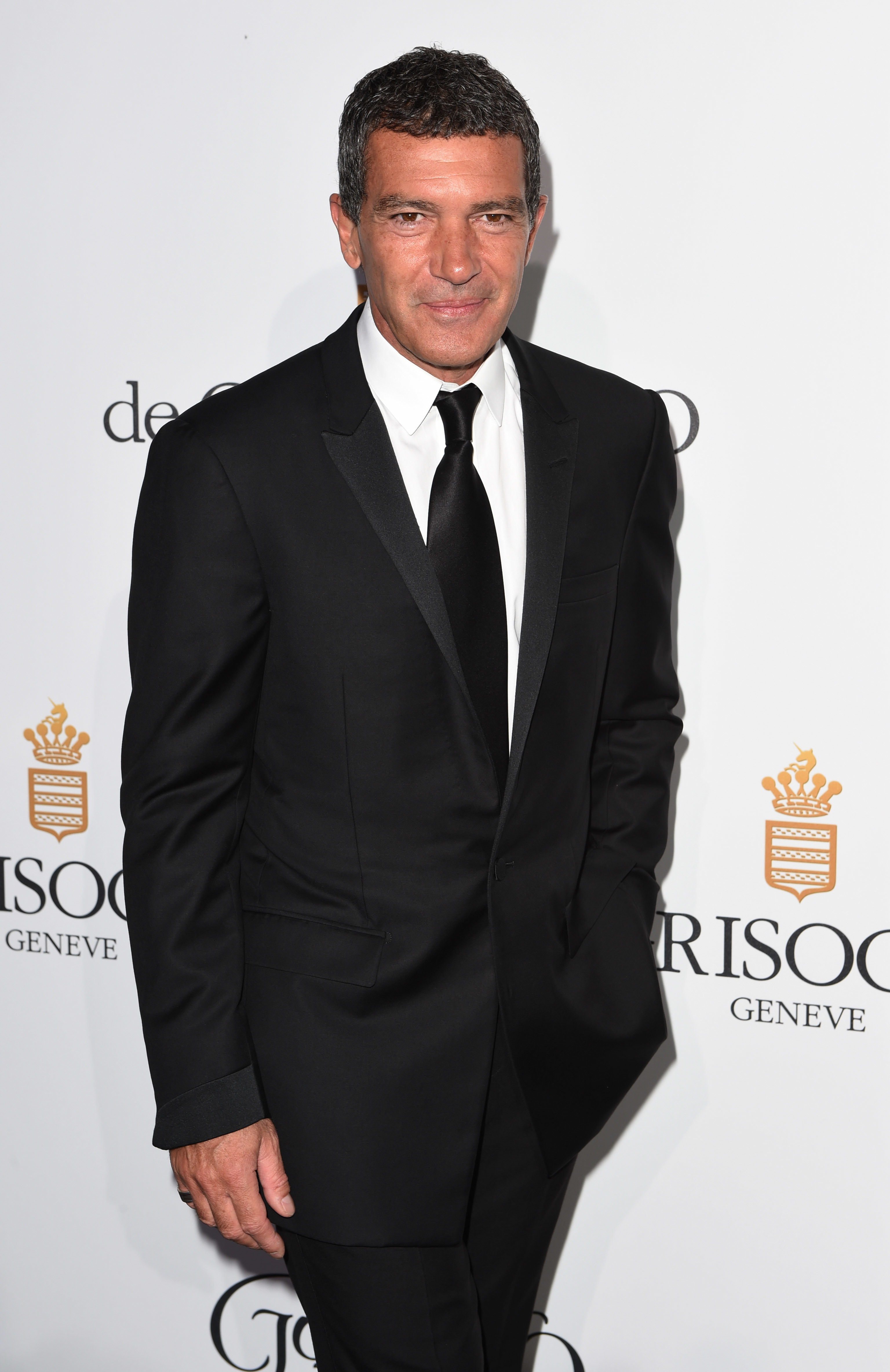 antonio banderas cannes party